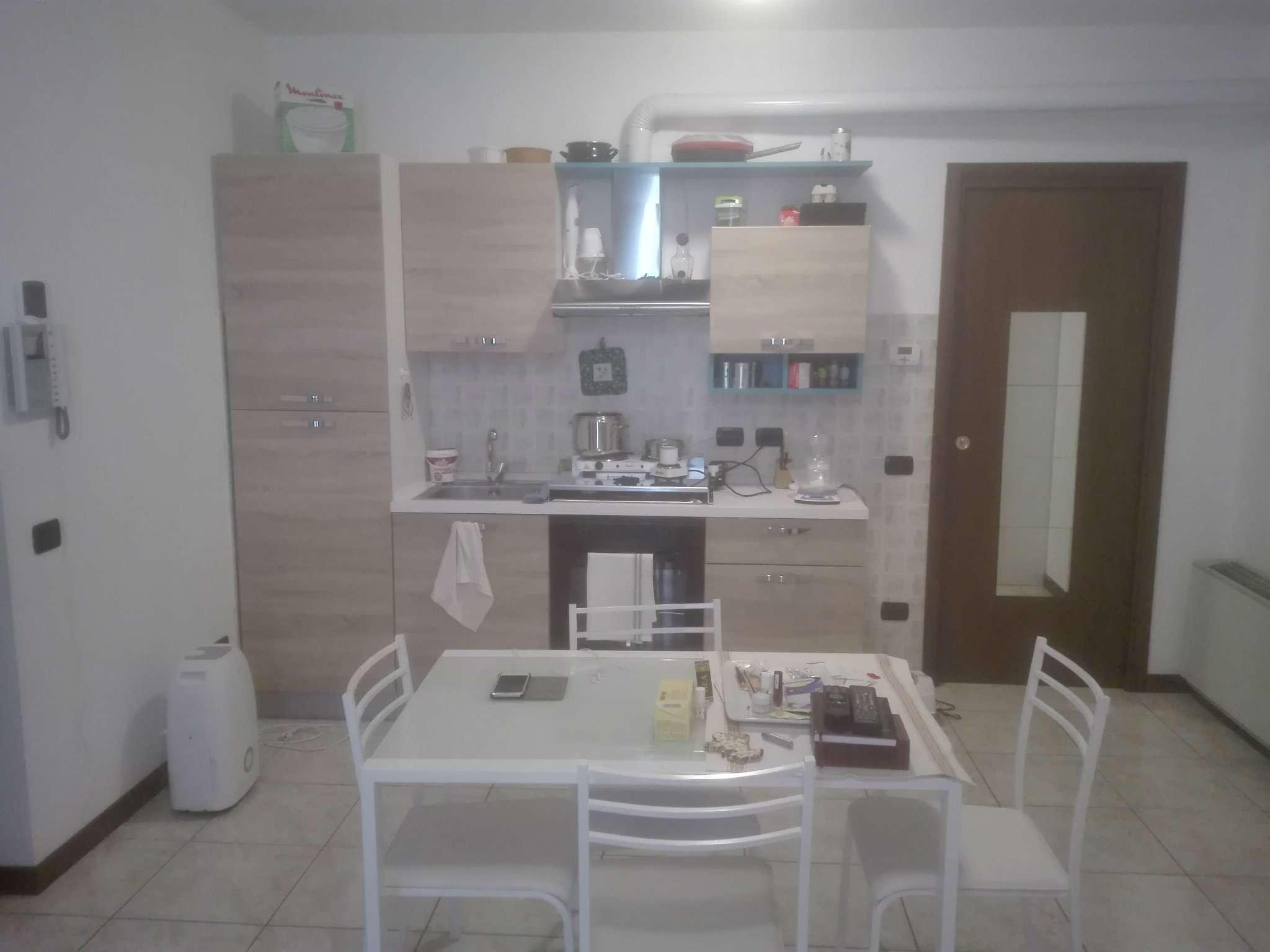 Appartamento in buone condizioni arredato in affitto Rif. 9260090