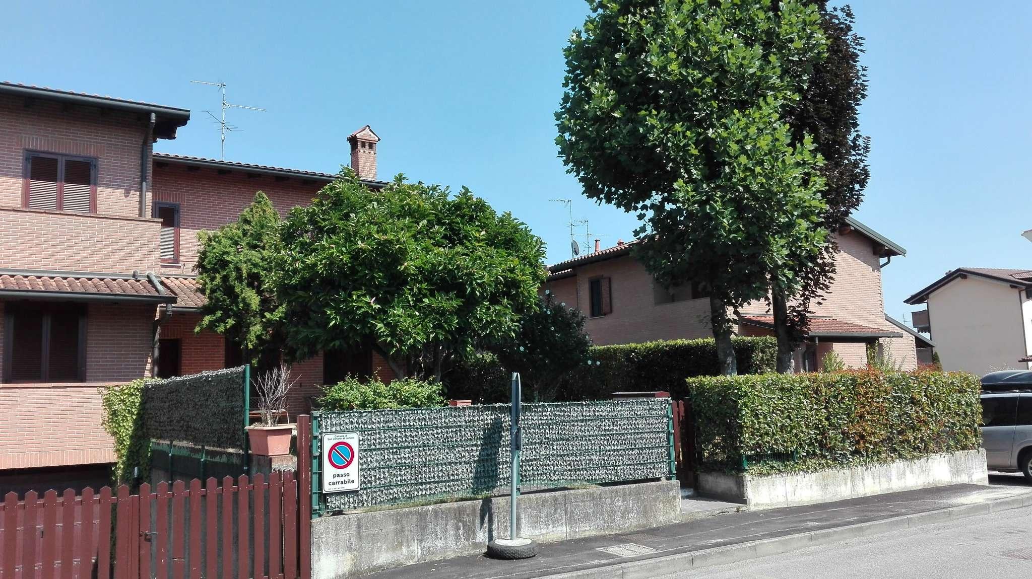 Villa in affitto a Melegnano, 8 locali, prezzo € 1.250 | CambioCasa.it