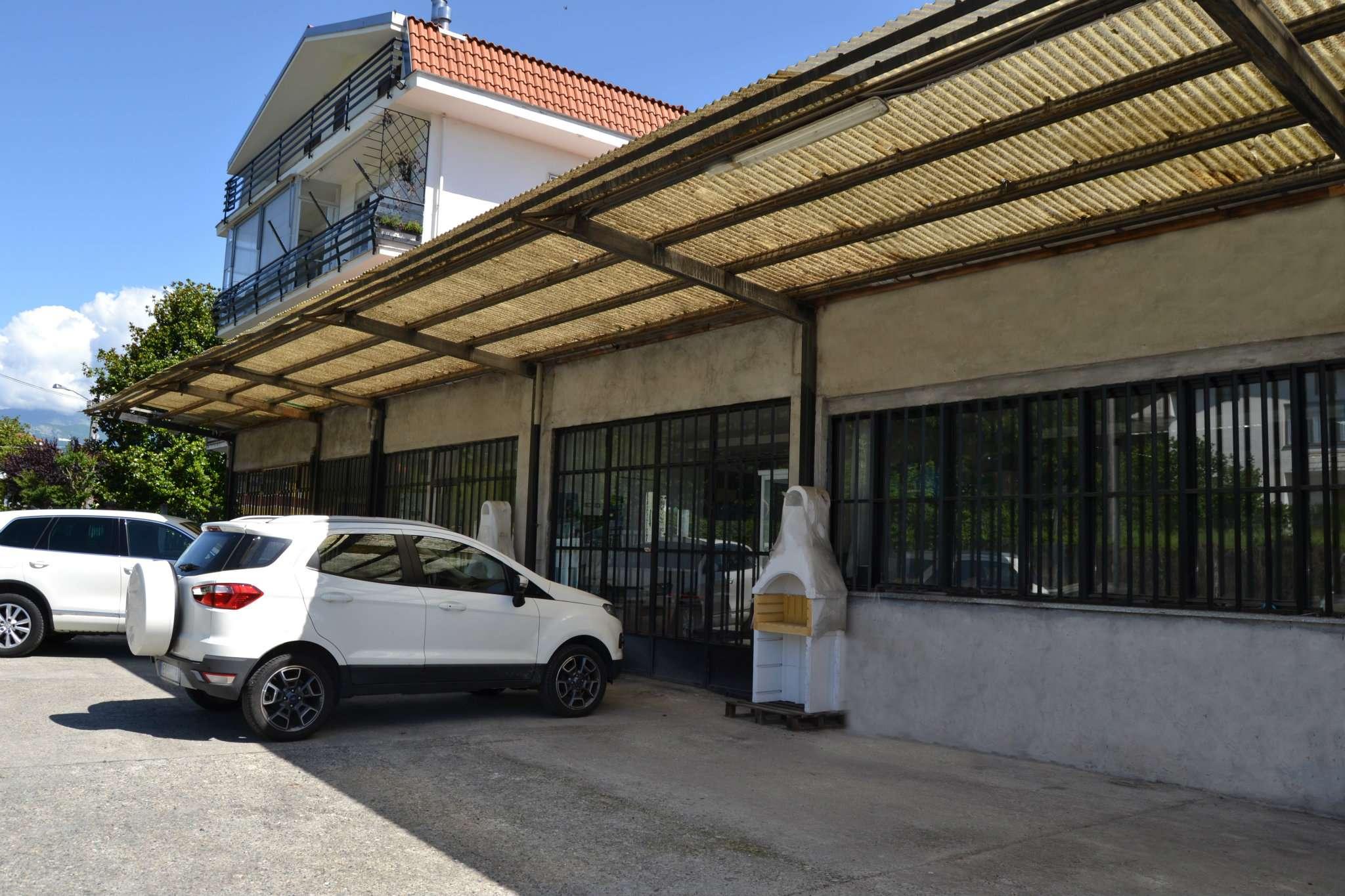 CAFASSE   Locale Commerciale  500mq Rif. 8272086