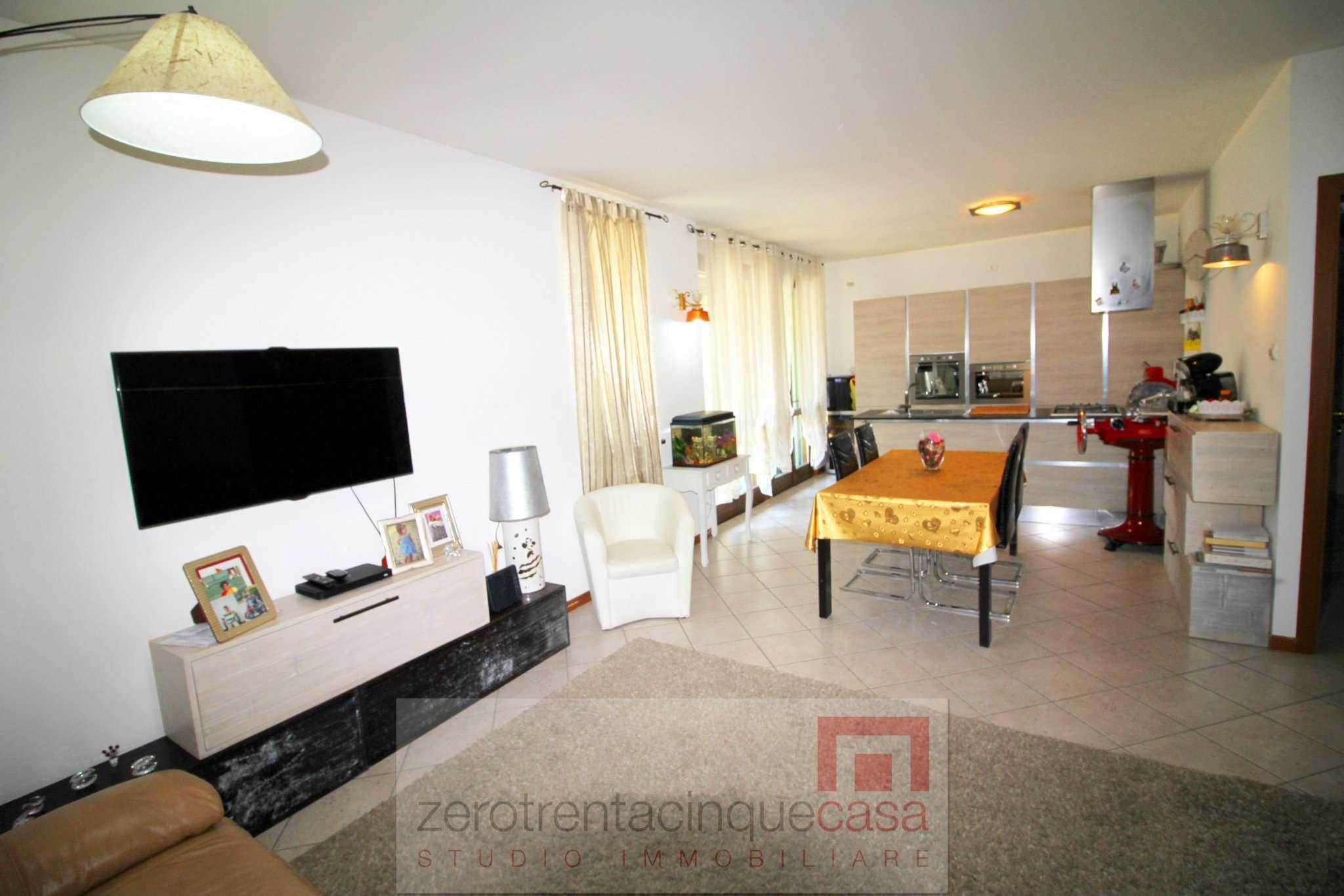 Villa a Schiera in vendita a Mornico al Serio, 5 locali, prezzo € 160.000 | CambioCasa.it