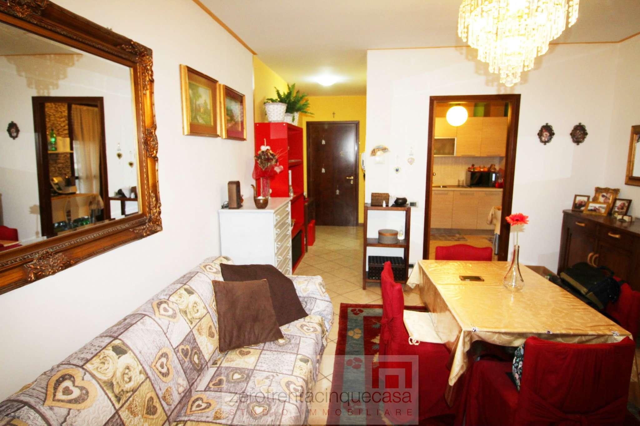 Appartamento in vendita a Levate, 3 locali, prezzo € 99.000 | CambioCasa.it