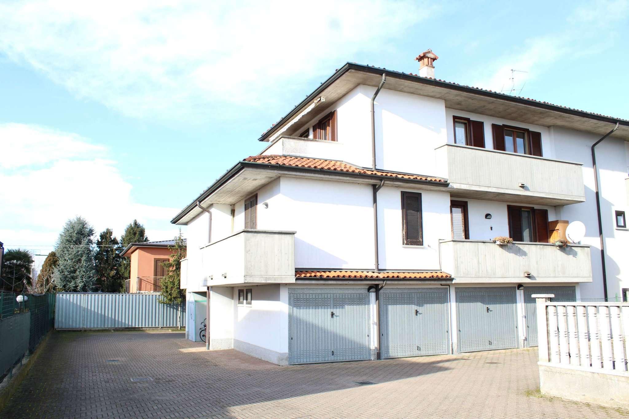 Attico / Mansarda in vendita a Misano di Gera d'Adda, 3 locali, prezzo € 97.000 | PortaleAgenzieImmobiliari.it