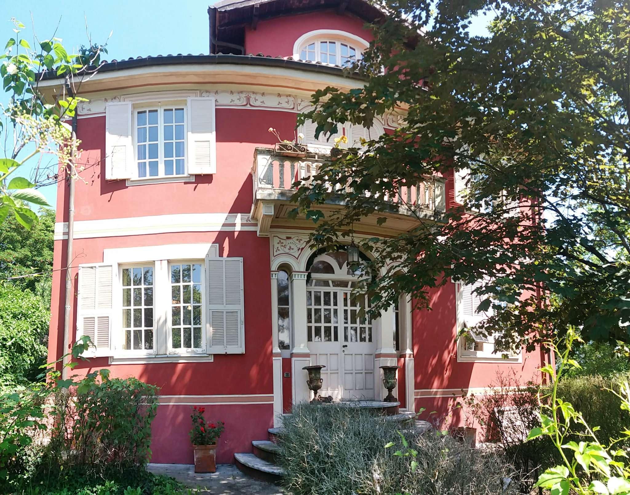 Villa in vendita a Tagliolo Monferrato, 15 locali, prezzo € 690.000 | PortaleAgenzieImmobiliari.it