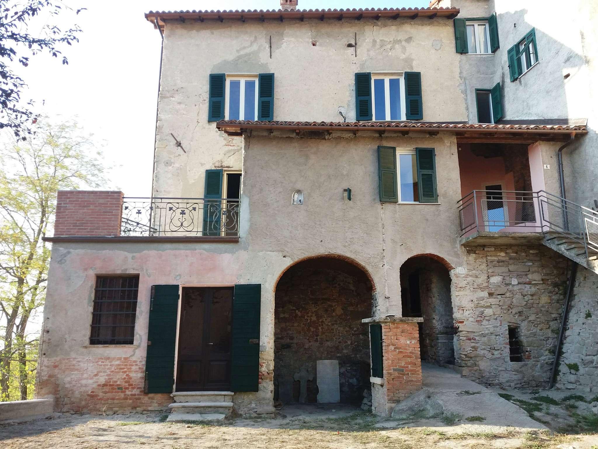Soluzione Indipendente in affitto a Montaldeo, 7 locali, prezzo € 600 | PortaleAgenzieImmobiliari.it