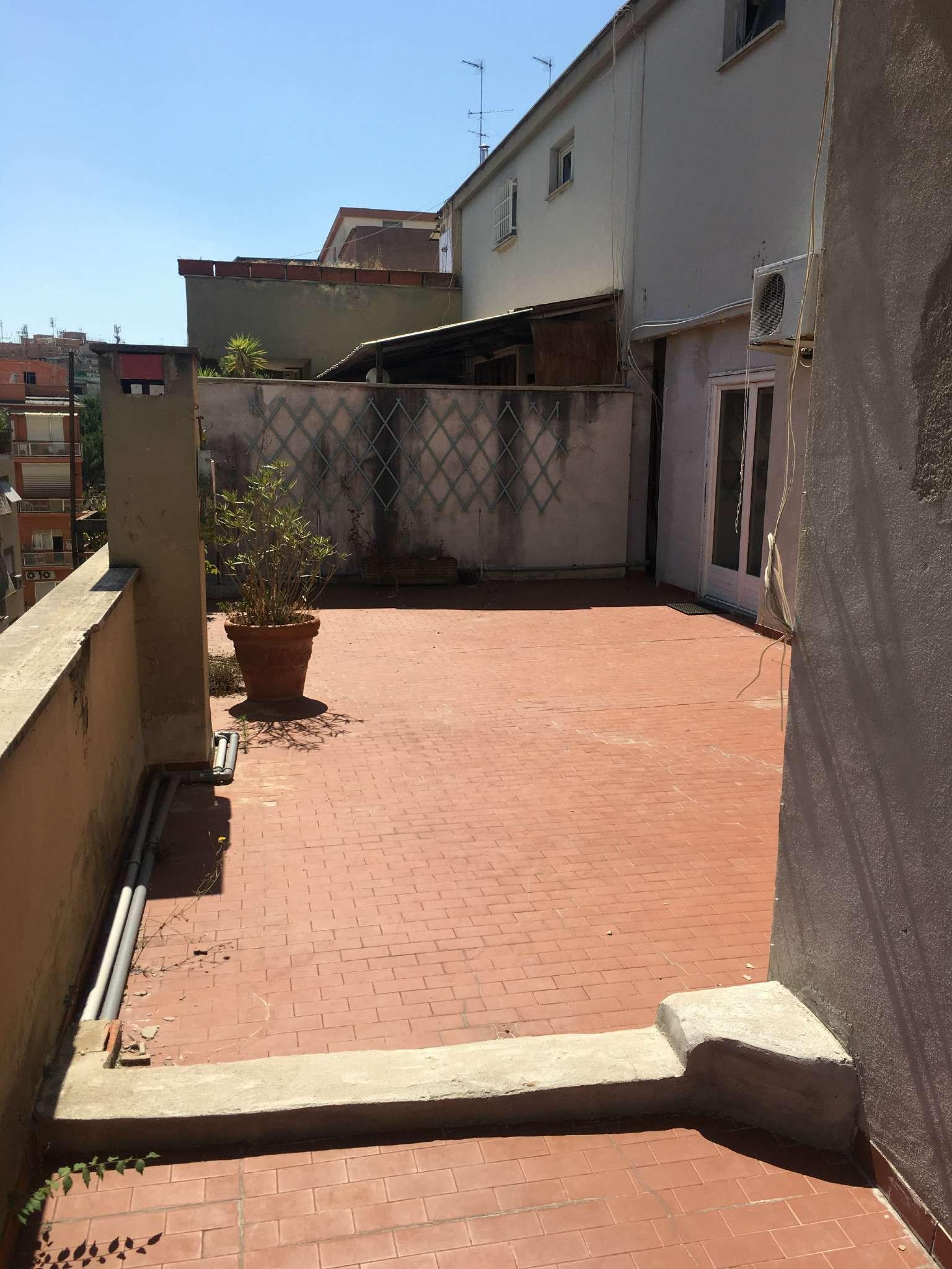 Attico / Mansarda in vendita a Roma, 6 locali, zona Zona: 26 . Gregorio VII - Baldo degli Ubaldi, prezzo € 449.000 | CambioCasa.it