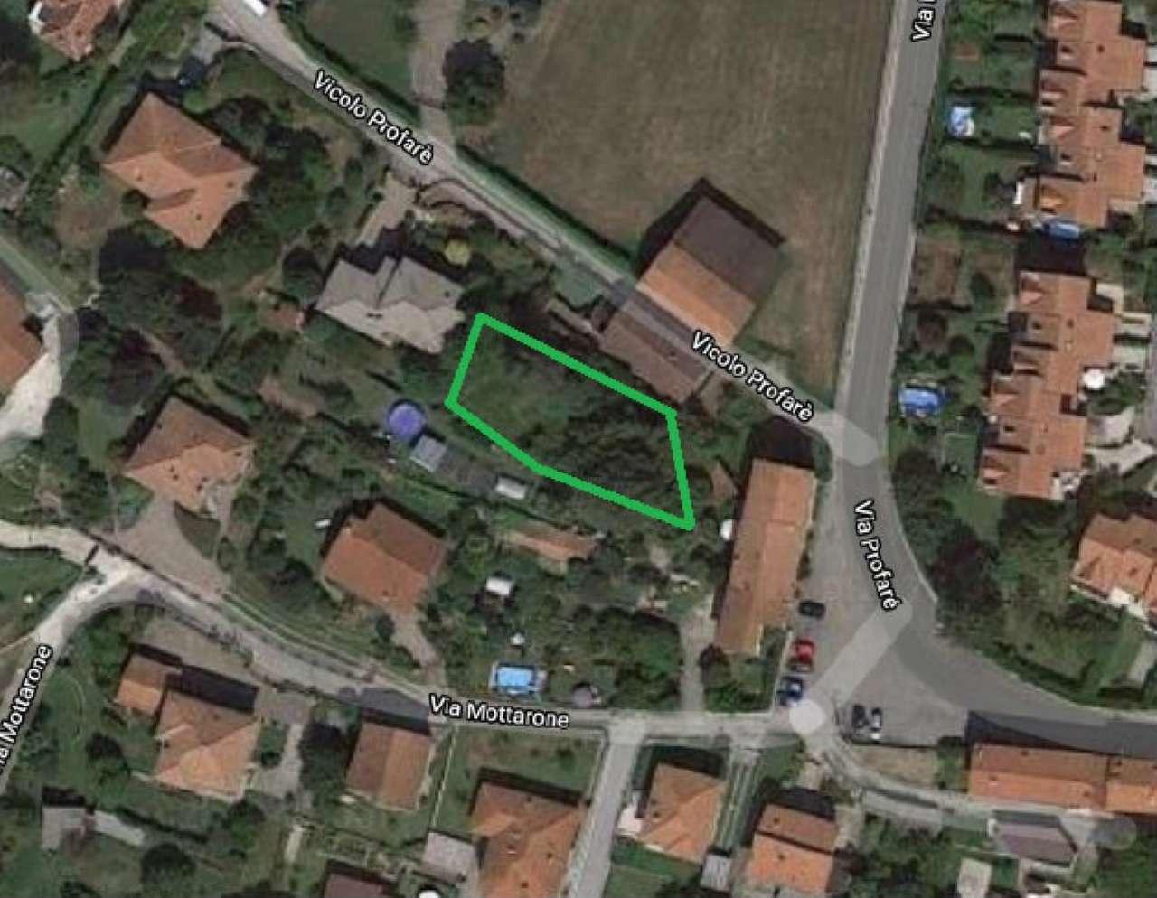 Terreno Edificabile Residenziale in Vendita a Laveno-Mombello