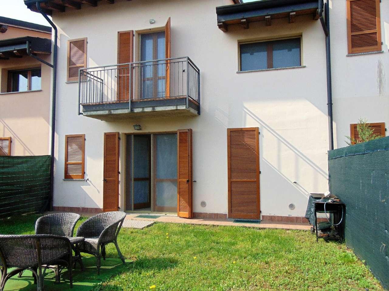 Villa a Schiera in vendita a Fontanella, 5 locali, prezzo € 160.000 | CambioCasa.it