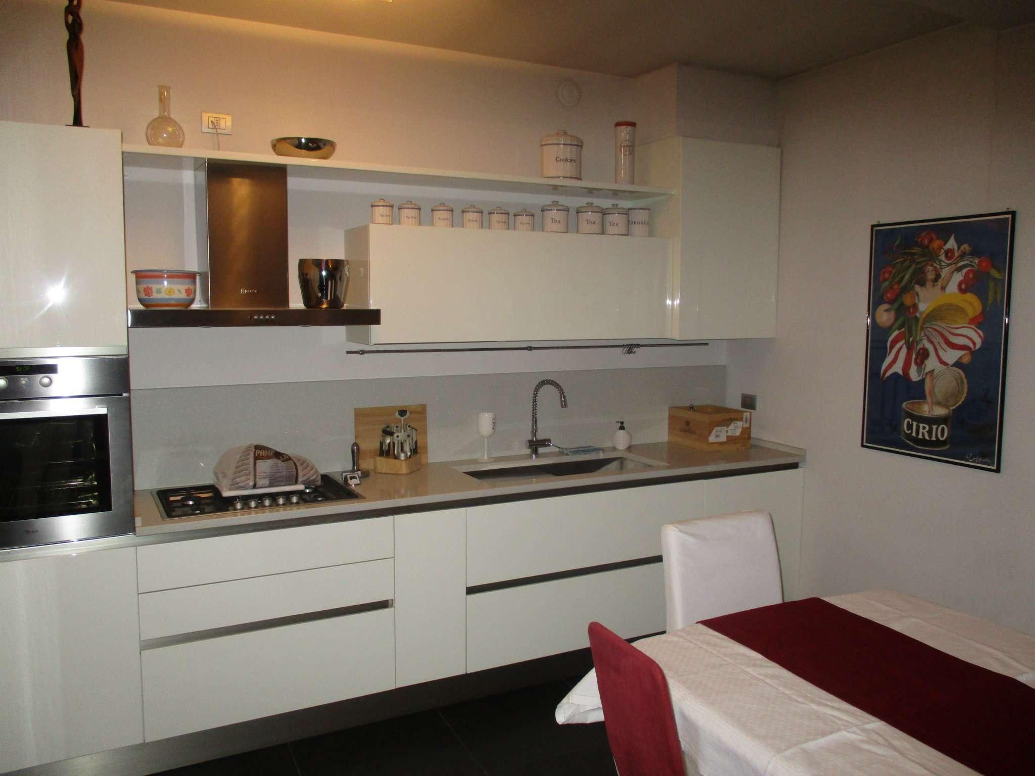 Appartamento in vendita a Romano di Lombardia, 3 locali, prezzo € 145.000   CambioCasa.it