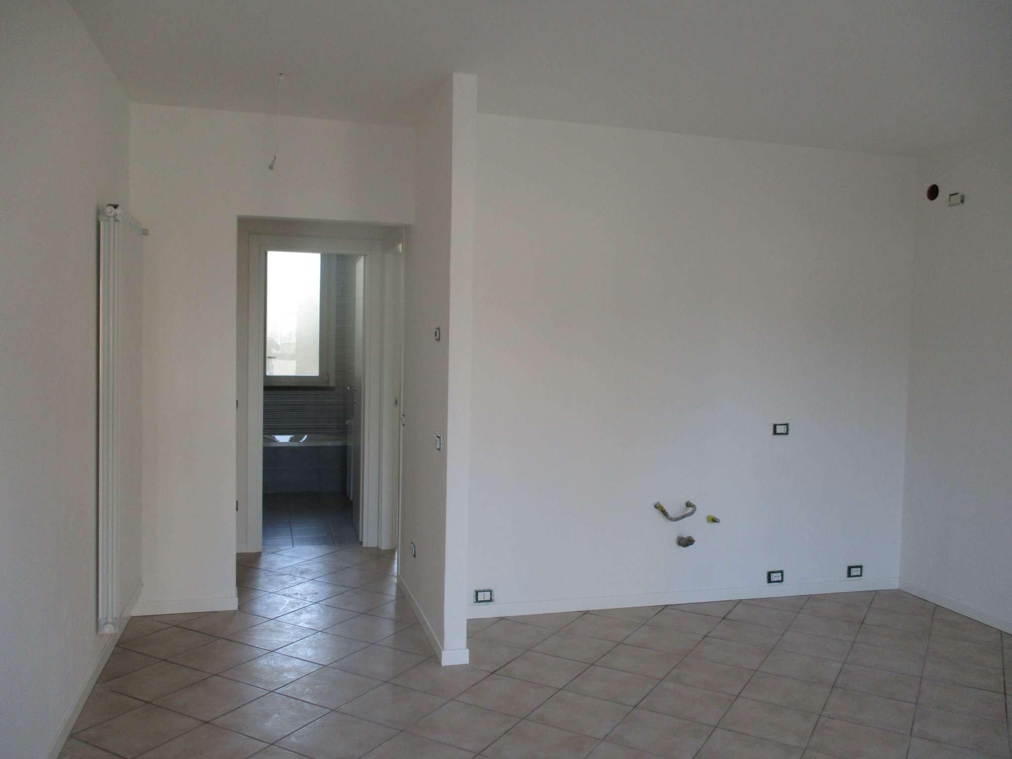 Appartamento in vendita a Antegnate, 2 locali, prezzo € 64.000   CambioCasa.it
