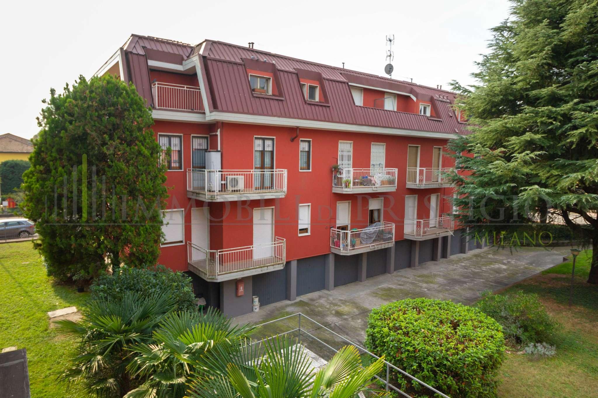 Appartamento in vendita a Cusago, 2 locali, prezzo € 185.000 | PortaleAgenzieImmobiliari.it