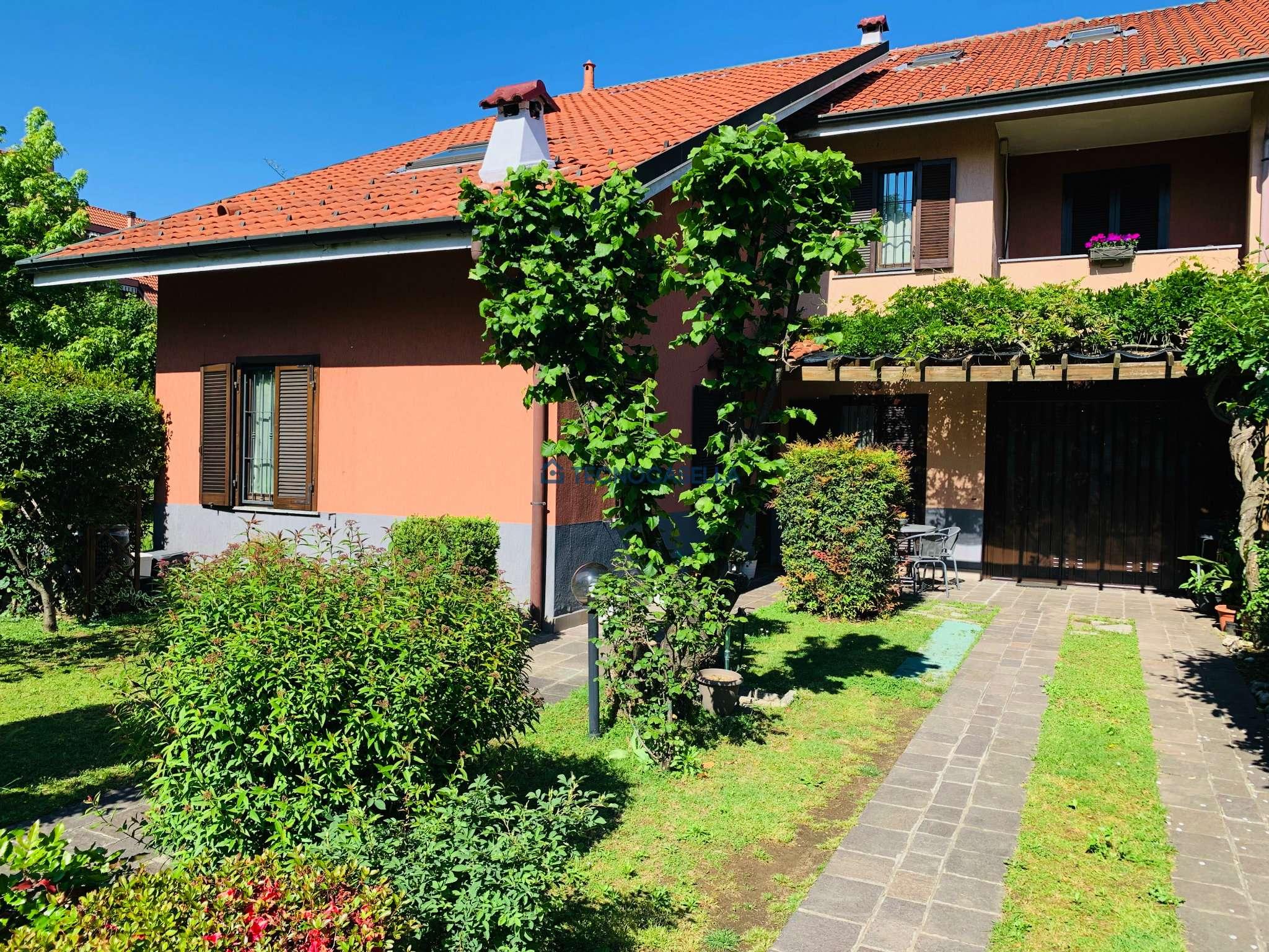 Villa in vendita a Vittuone, 4 locali, prezzo € 325.000 | CambioCasa.it