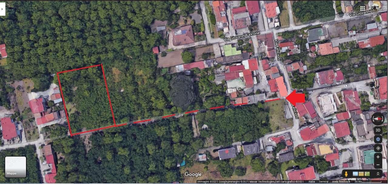 Terreno Agricolo in vendita a San Gennaro Vesuviano, 1 locali, prezzo € 26.000 | CambioCasa.it