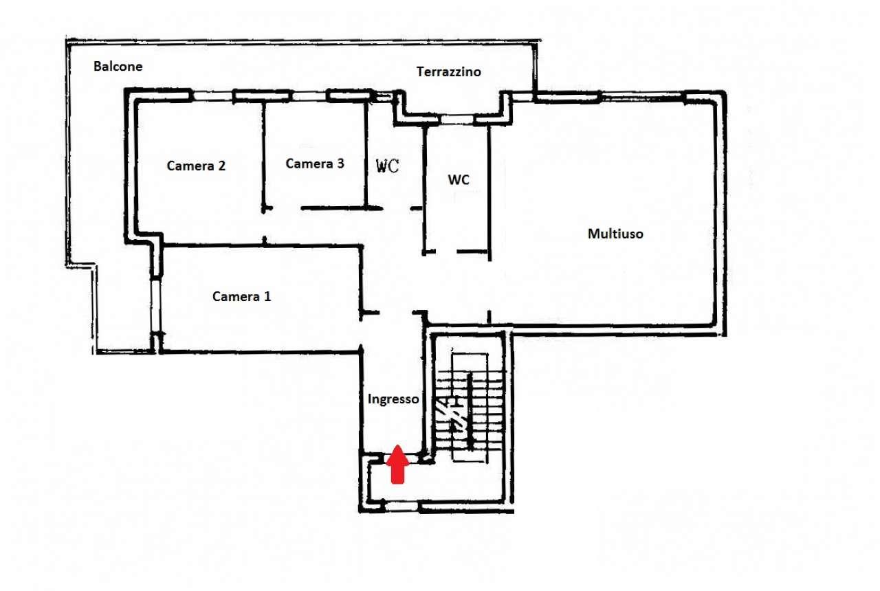 Ufficio / Studio in vendita a Ottaviano, 5 locali, prezzo € 130.000 | CambioCasa.it