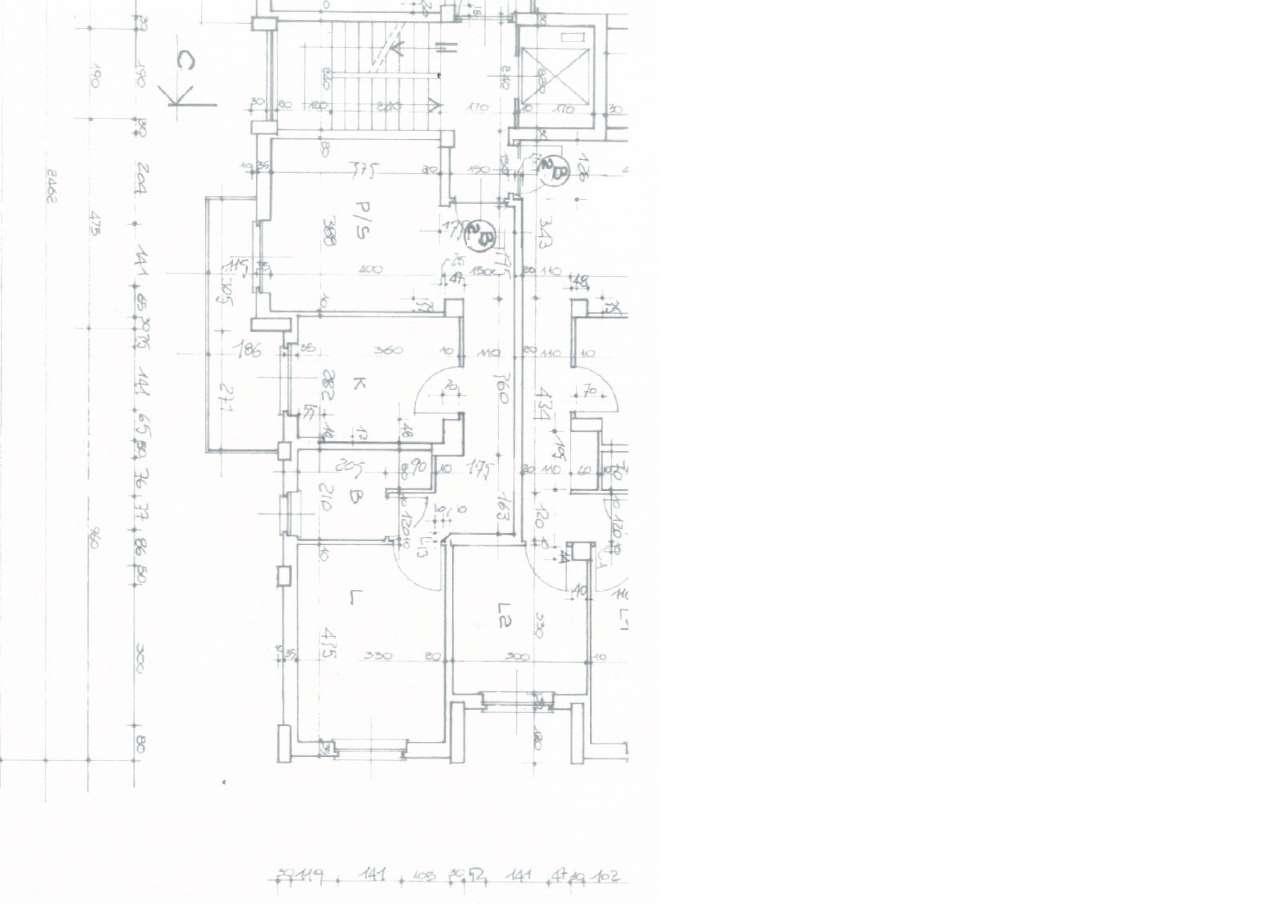 Appartamento ristrutturato in vendita Rif. 7632086