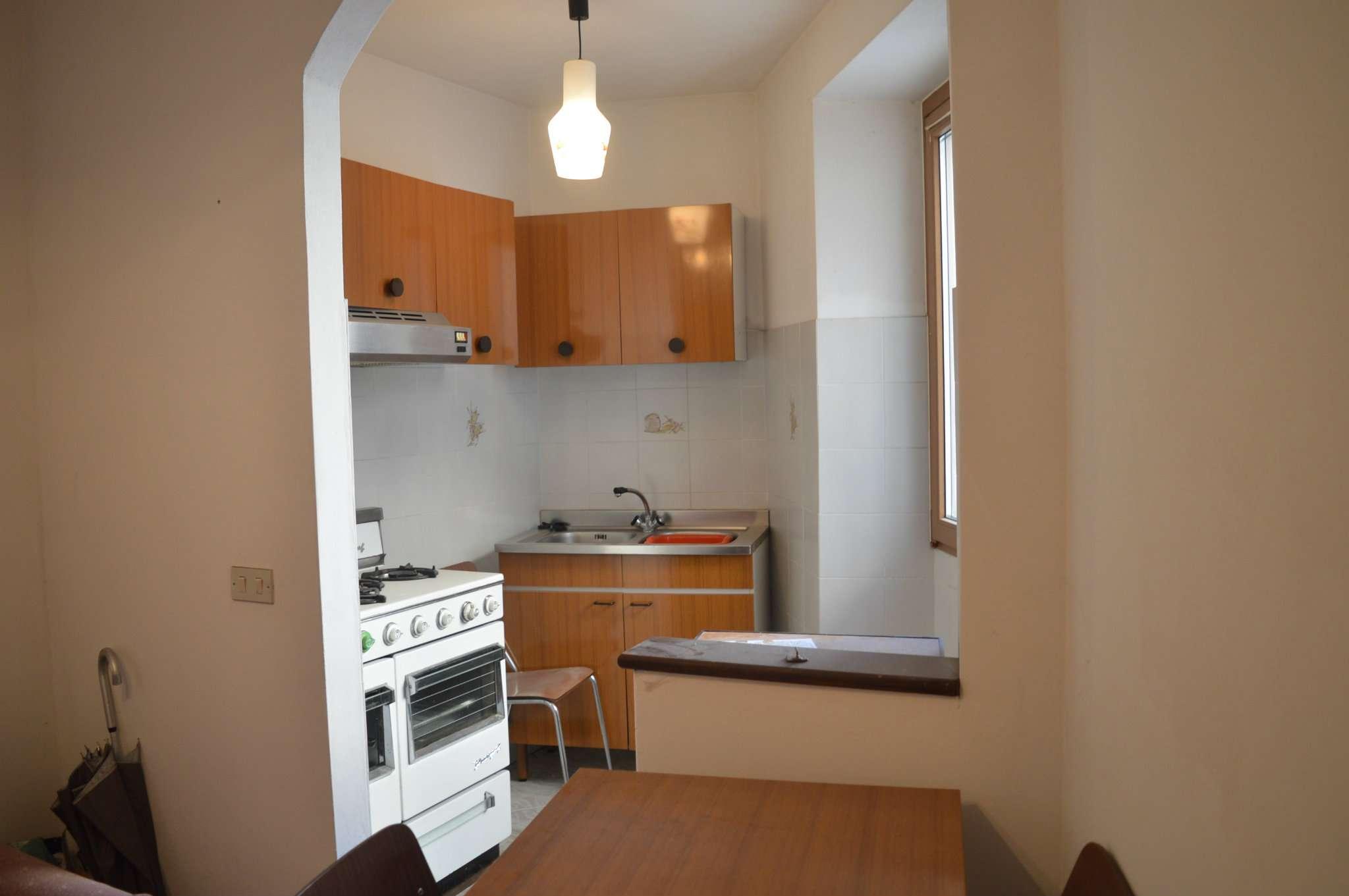 Appartamento in condizioni mediocri arredato in vendita Rif. 5171225