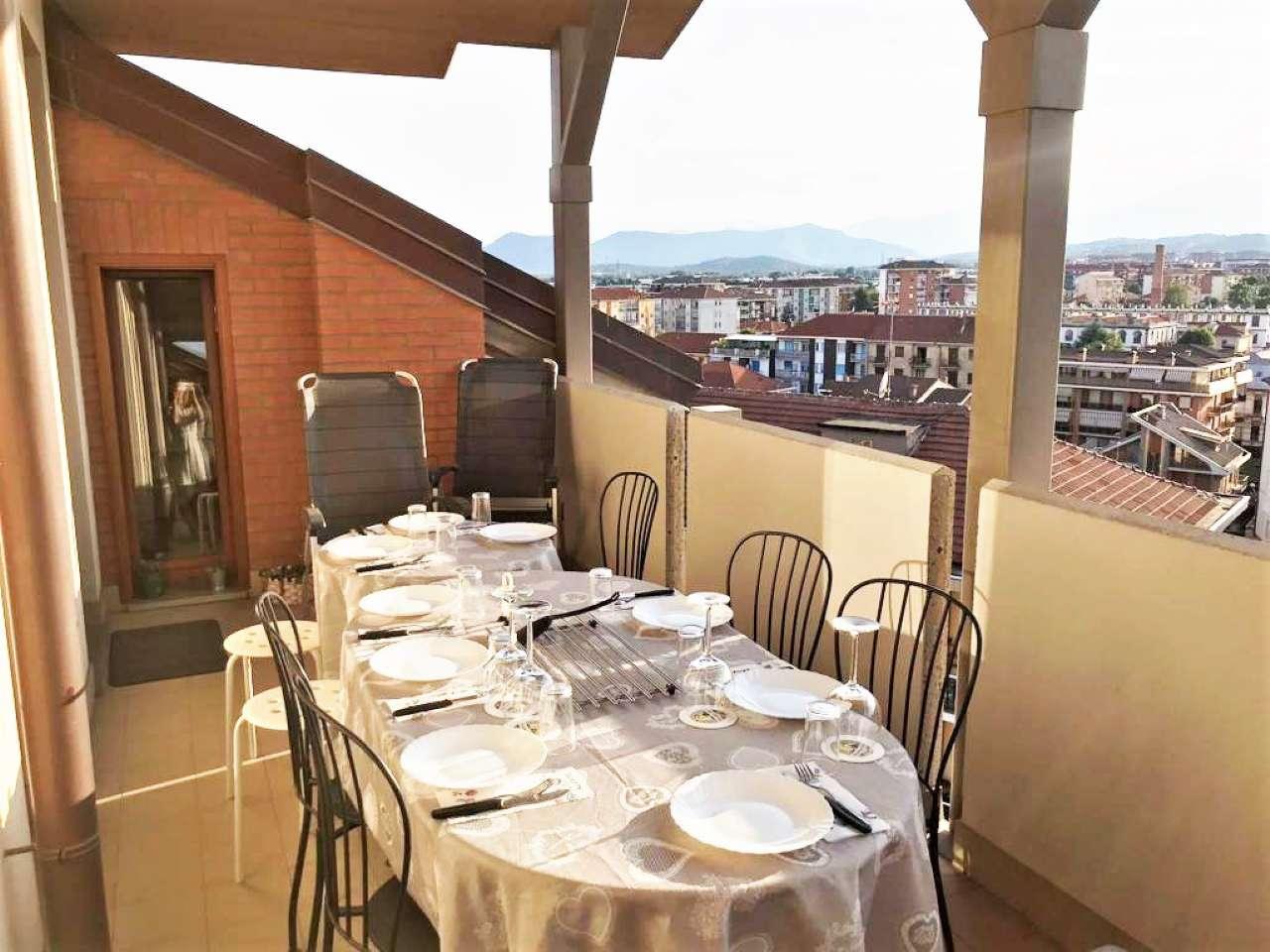 Attico / Mansarda in vendita a Collegno, 6 locali, prezzo € 439.000 | PortaleAgenzieImmobiliari.it