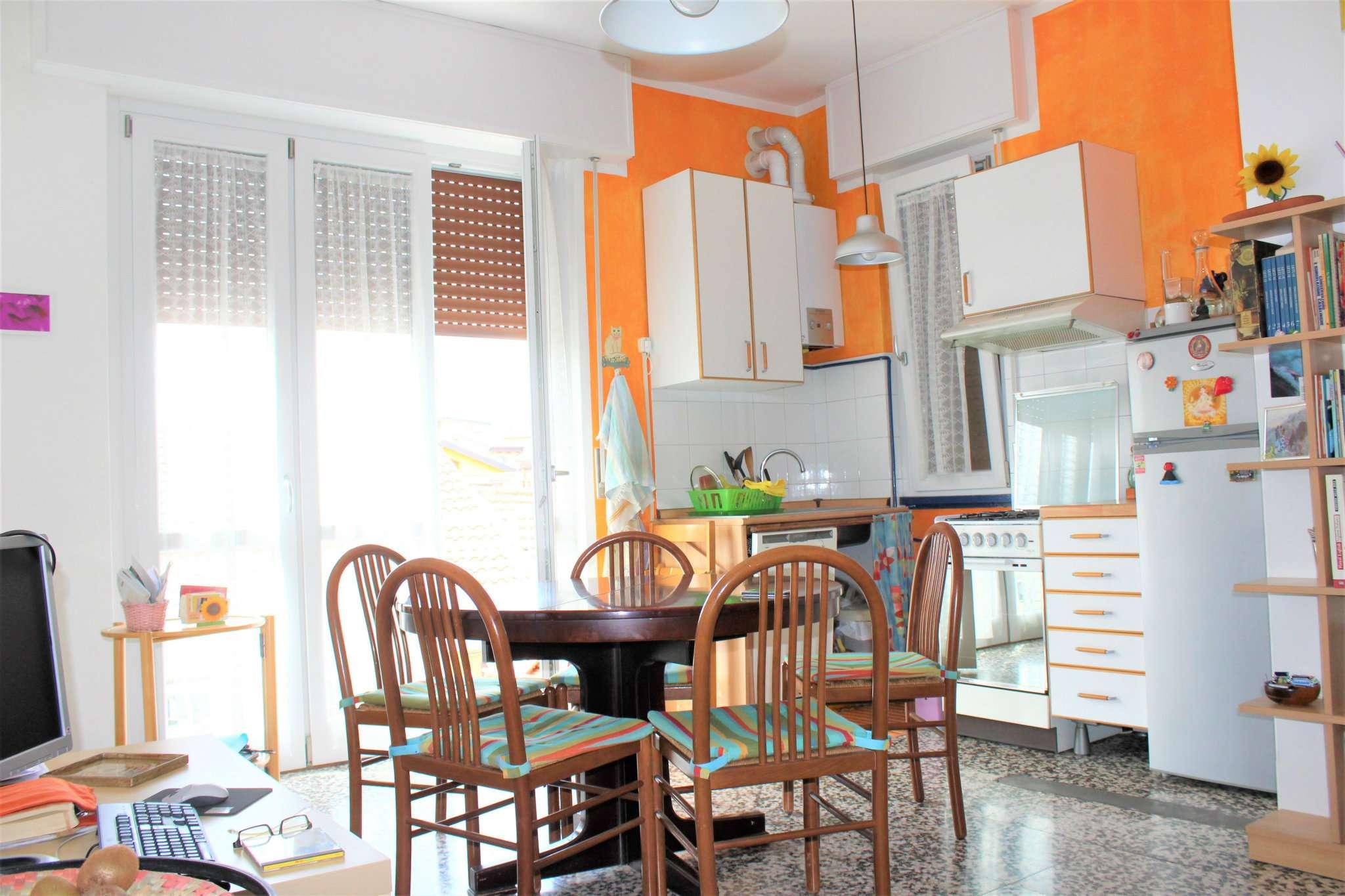Appartamento in buone condizioni arredato in affitto Rif. 9126091