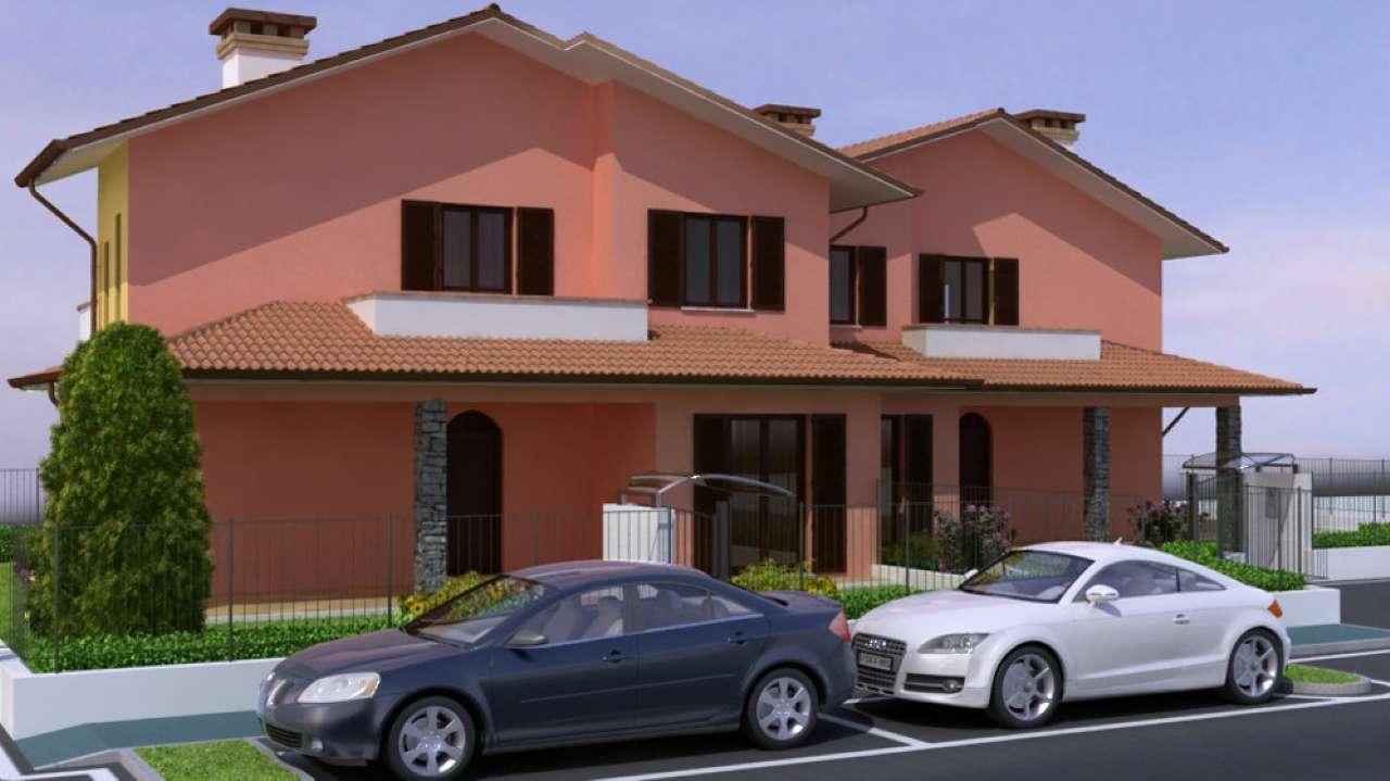 Soluzione Indipendente in vendita a Cardano al Campo, 4 locali, Trattative riservate | CambioCasa.it