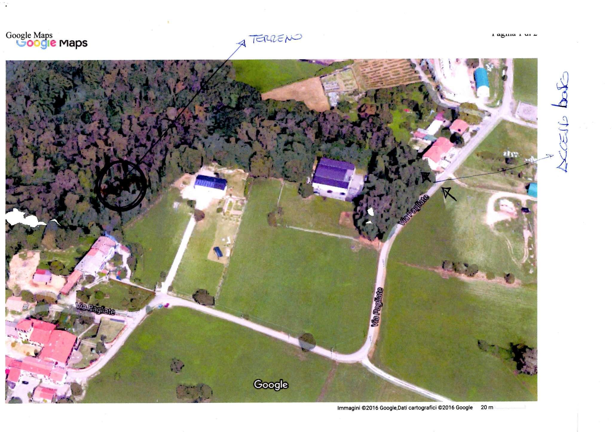 Terreno Agricolo in vendita a Morazzone, 9999 locali, prezzo € 8.000 | CambioCasa.it