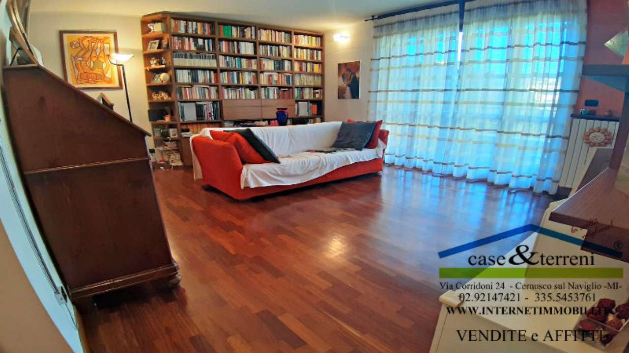 Appartamento in vendita a Cernusco sul Naviglio, 4 locali, prezzo € 380.000 | PortaleAgenzieImmobiliari.it