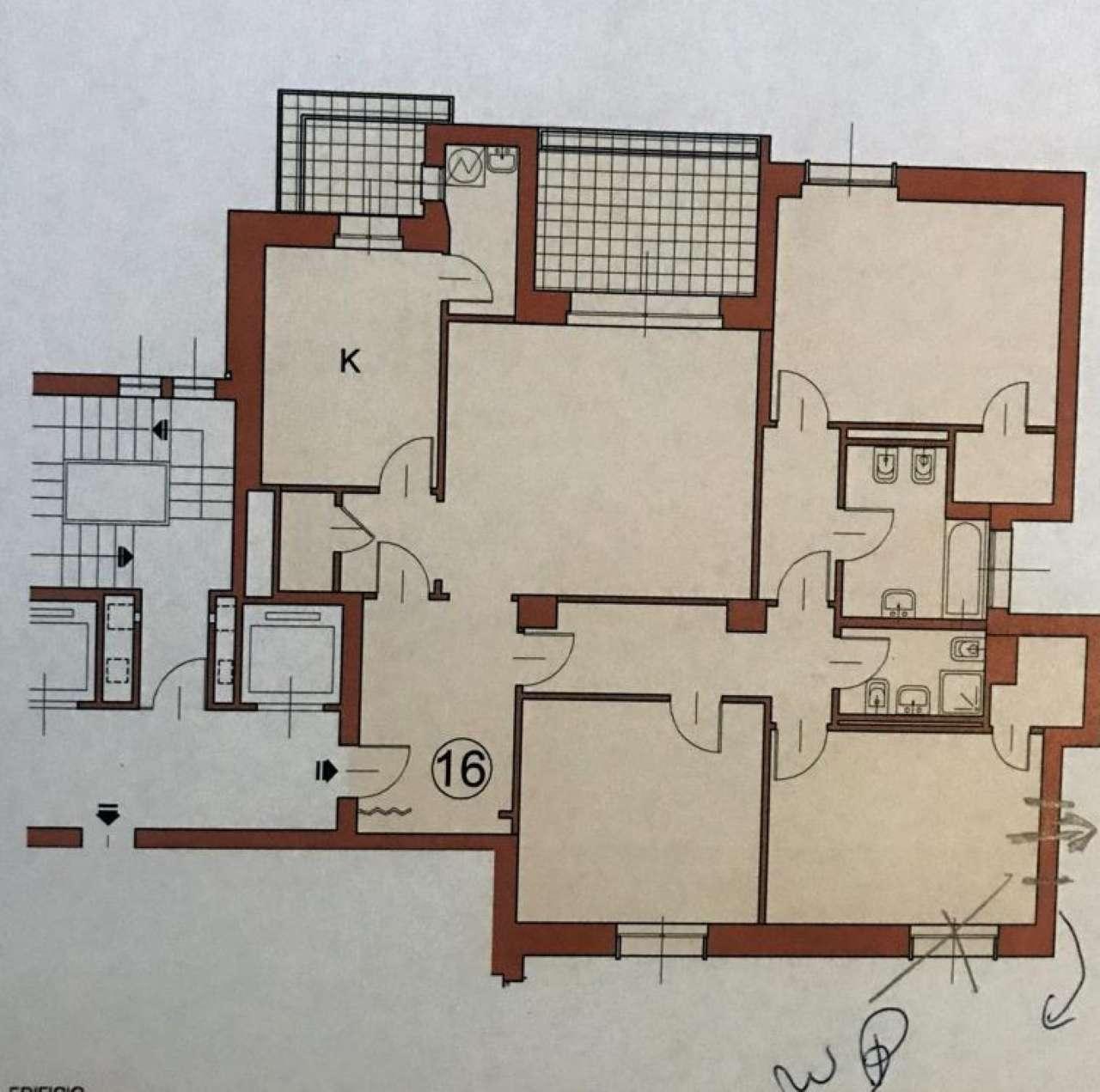 Appartamento in affitto a Opera, 4 locali, prezzo € 1.200 | PortaleAgenzieImmobiliari.it