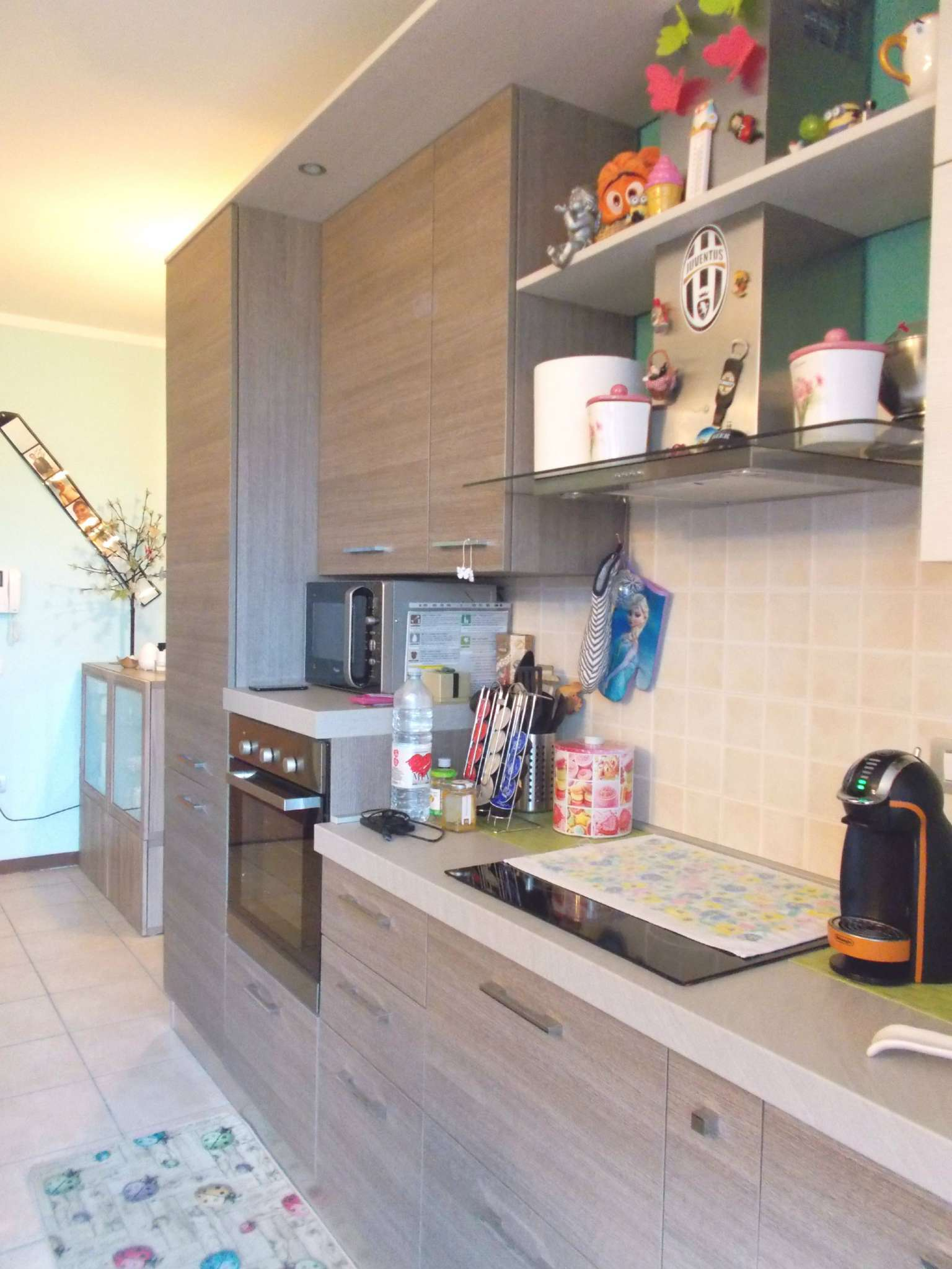 Appartamento in affitto a Roncello, 2 locali, prezzo € 500   CambioCasa.it
