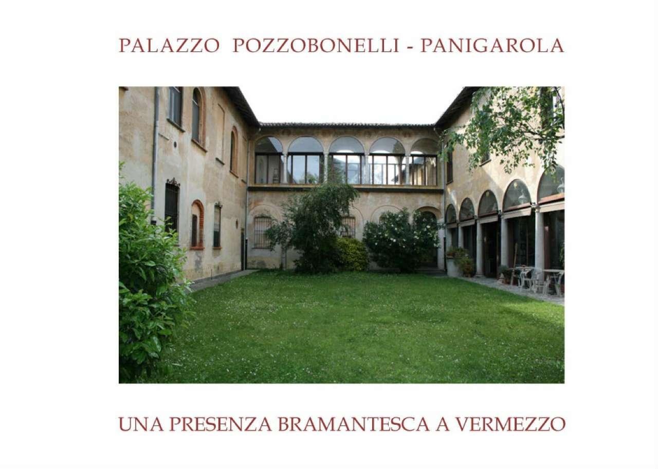 Soluzione Indipendente in vendita a Vermezzo, 20 locali, prezzo € 1.230.000   CambioCasa.it
