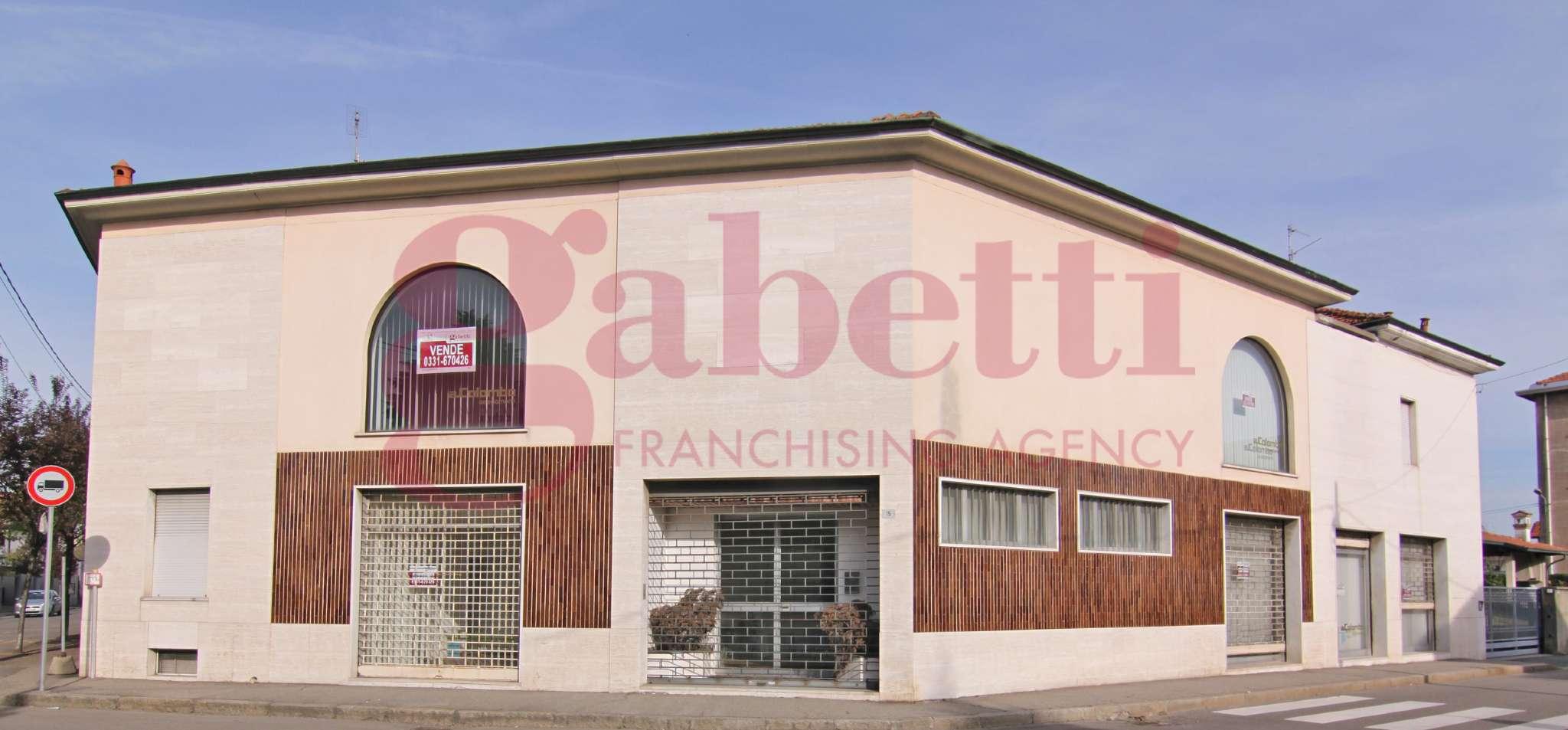 Negozio / Locale in affitto a Busto Arsizio, 8 locali, prezzo € 1.067 | CambioCasa.it