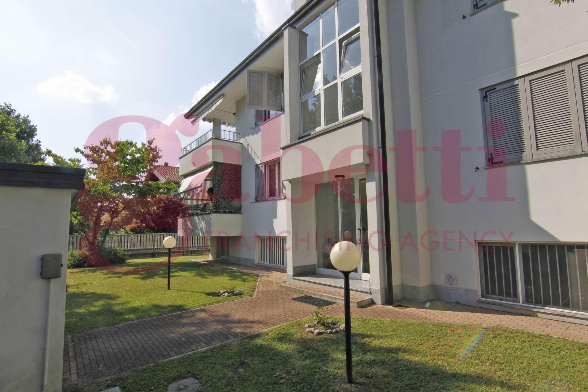Appartamento in vendita a Magnago, 4 locali, prezzo € 175.000 | CambioCasa.it