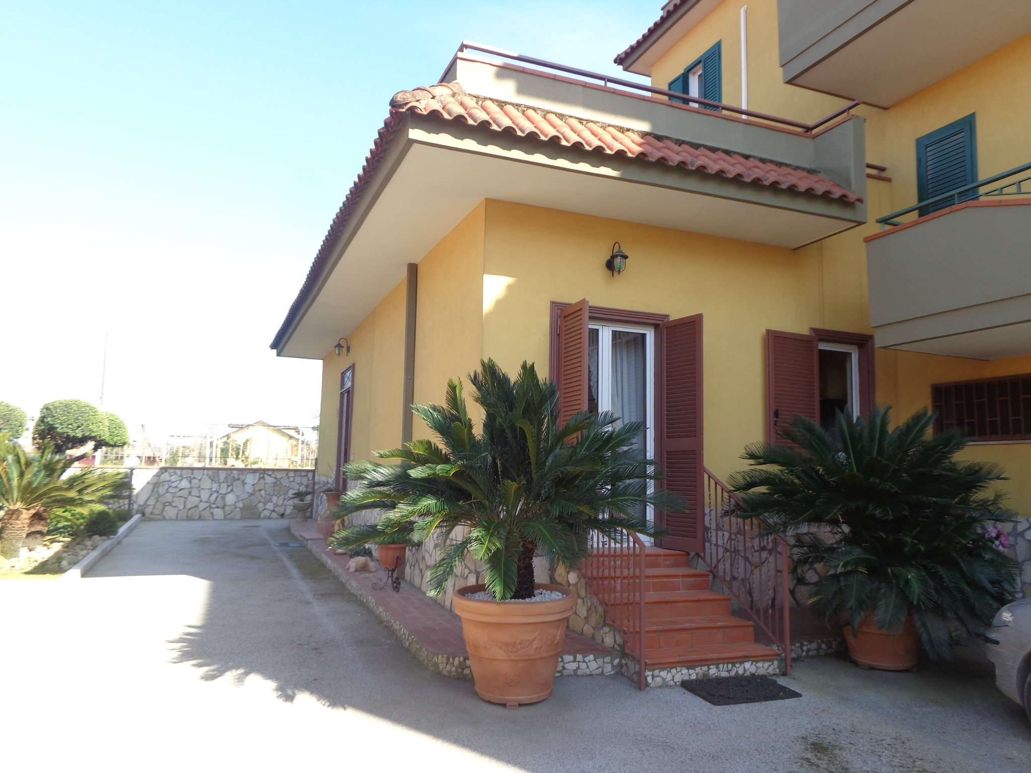 Appartamento in buone condizioni arredato in affitto Rif. 7124759