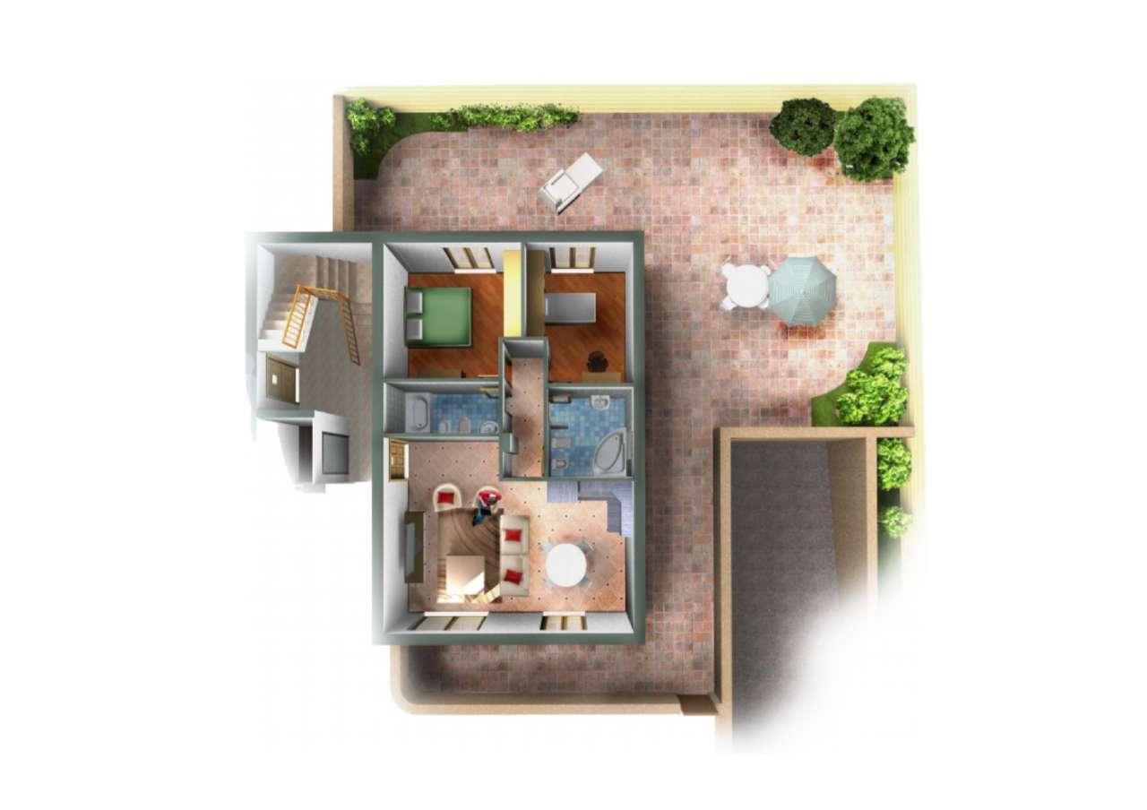 Appartamento in parco di nuova costruzione