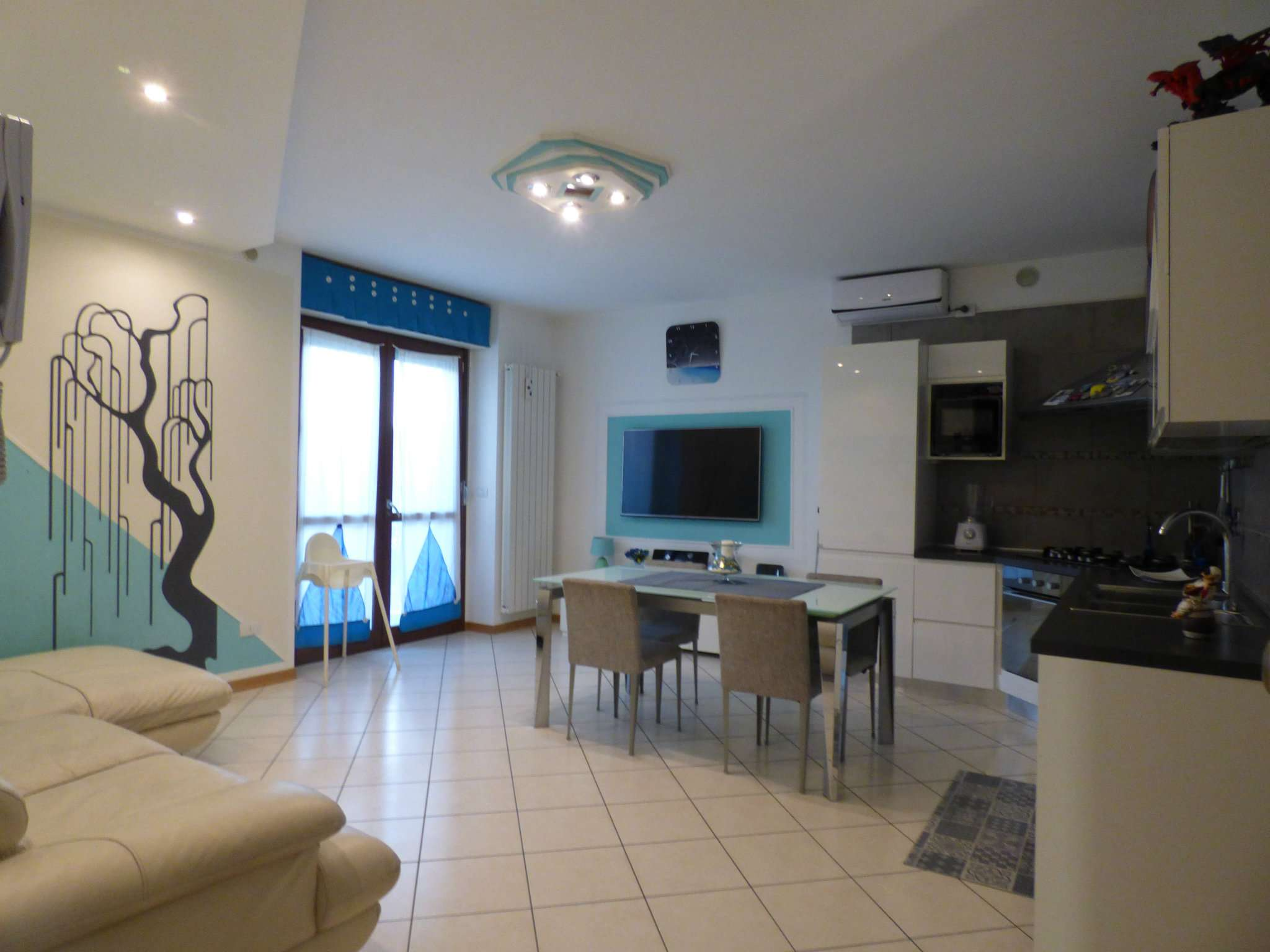 Appartamento in vendita a Borgaro Torinese, 2 locali, prezzo € 136.000 | PortaleAgenzieImmobiliari.it