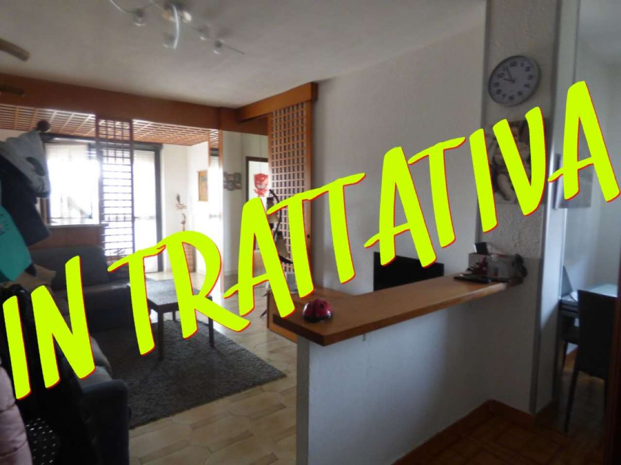 Appartamento in vendita a Mappano, 4 locali, prezzo € 120.000 | PortaleAgenzieImmobiliari.it