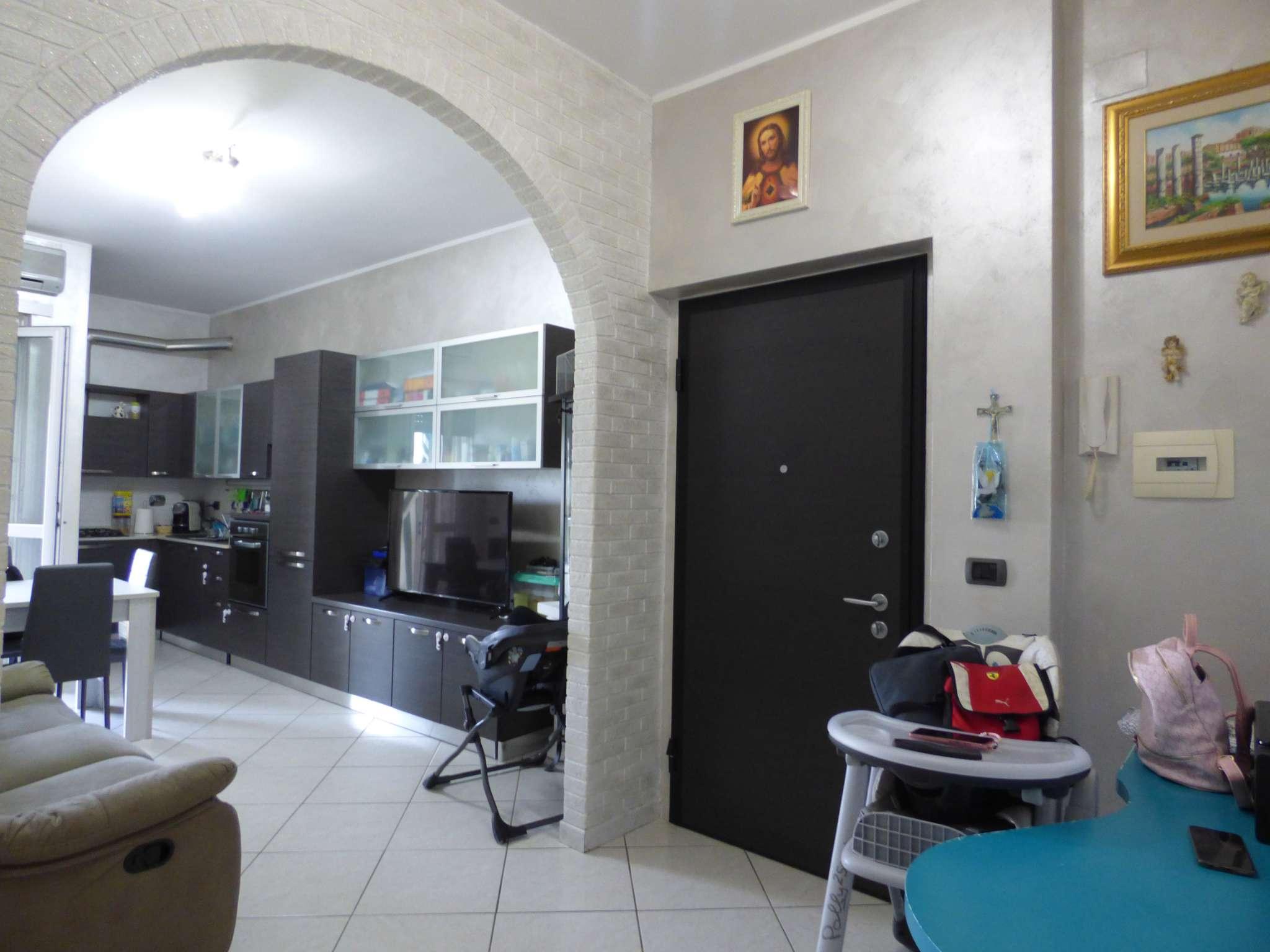 Appartamento in vendita a Borgaro Torinese, 3 locali, prezzo € 129.000   CambioCasa.it