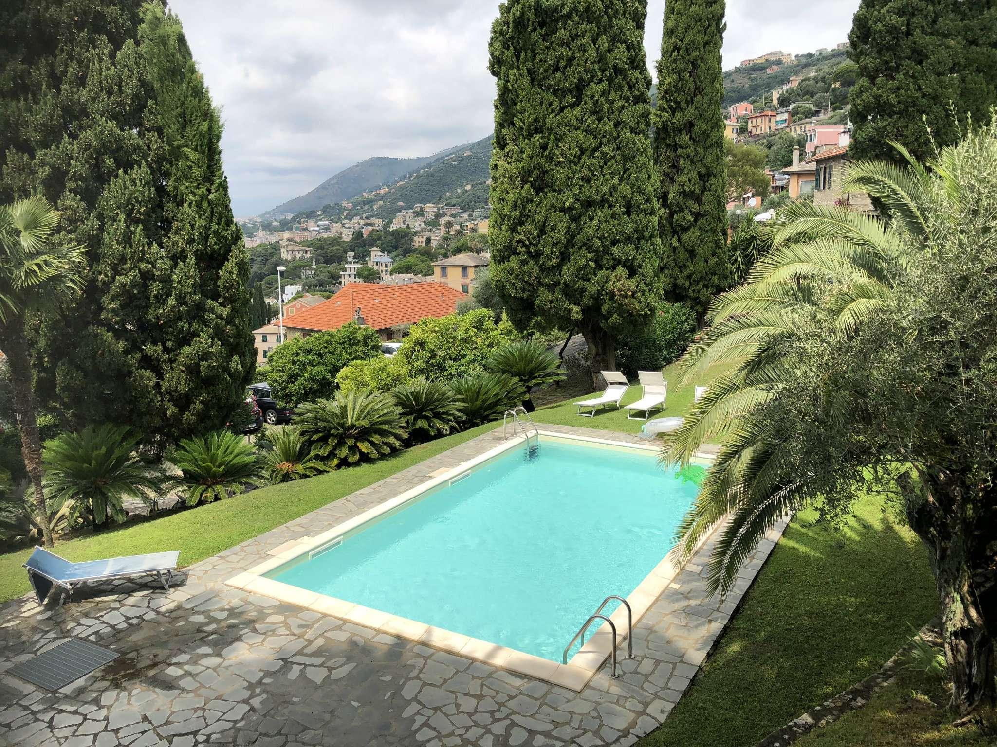 Appartamento in vendita a Pieve Ligure, 4 locali, prezzo € 510.000 | CambioCasa.it