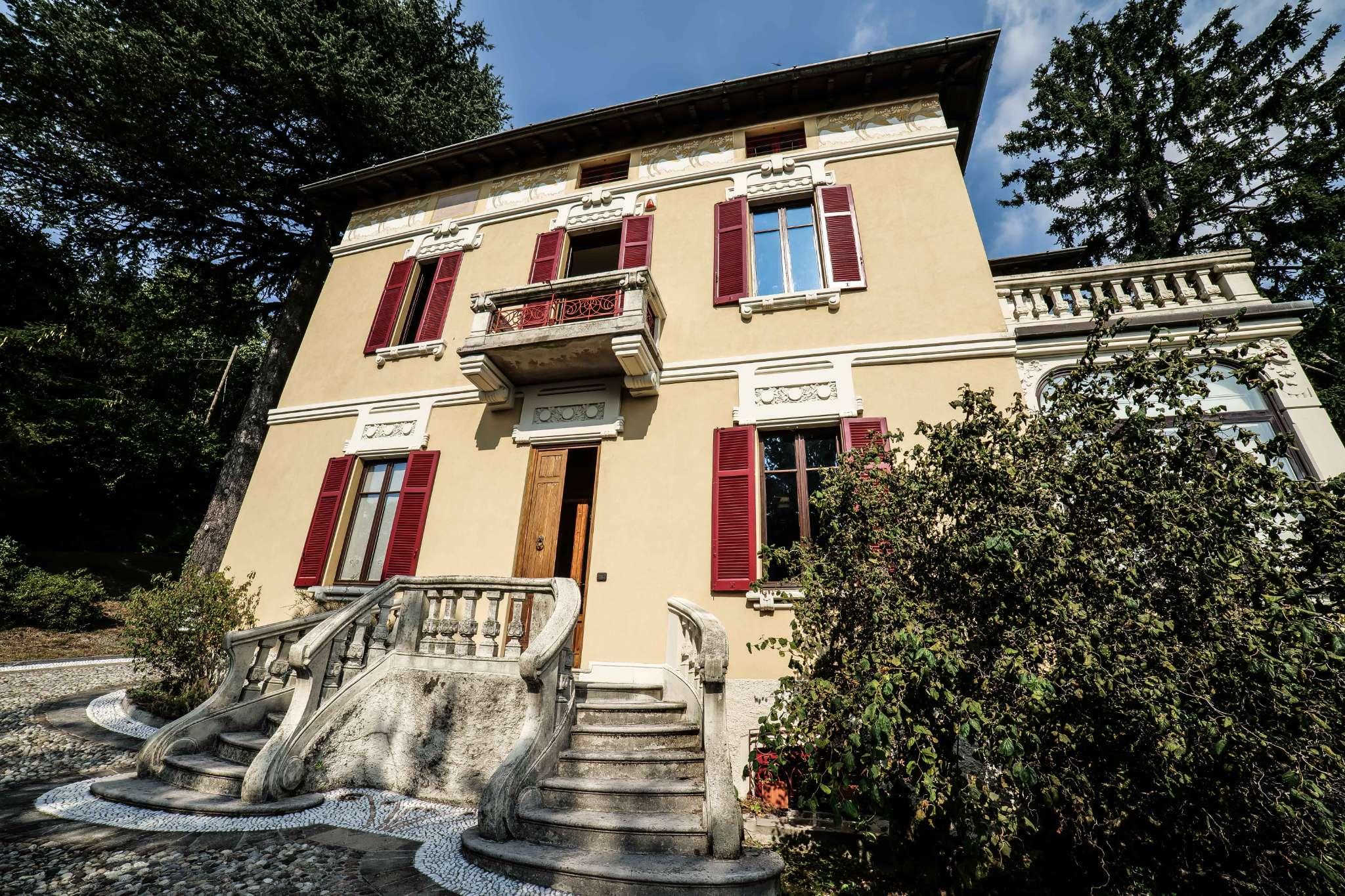 Villa in vendita a Brunate, 10 locali, prezzo € 1.700.000   PortaleAgenzieImmobiliari.it