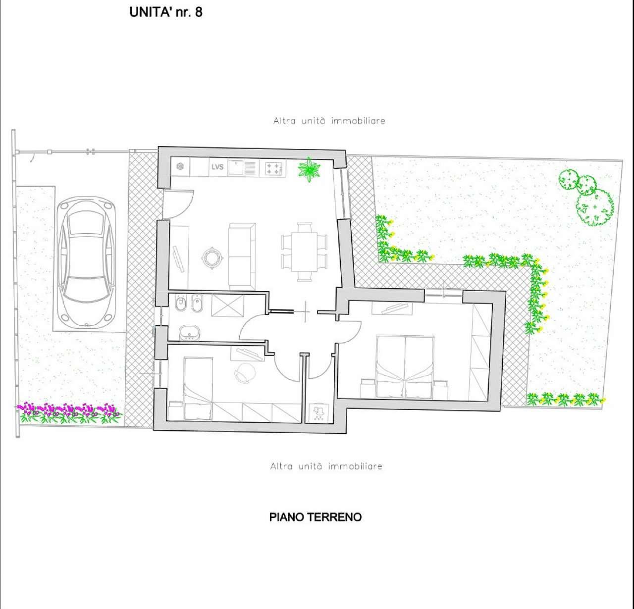 Appartamento in vendita a Campi Bisenzio, 3 locali, prezzo € 225.000 | PortaleAgenzieImmobiliari.it