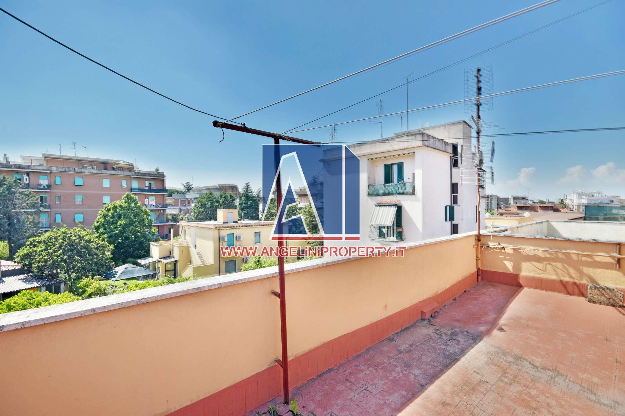 Attico / Mansarda in vendita a Roma, 3 locali, zona Zona: 4 . Nomentano, Bologna, Policlinico, prezzo € 202.000 | CambioCasa.it