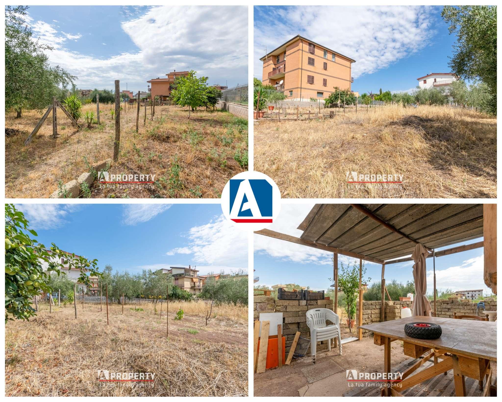 Terreno Edificabile Residenziale in vendita a Roma, 9999 locali, zona Zona: 35 . Setteville - Casalone - Acqua Vergine, prezzo € 65.000 | CambioCasa.it