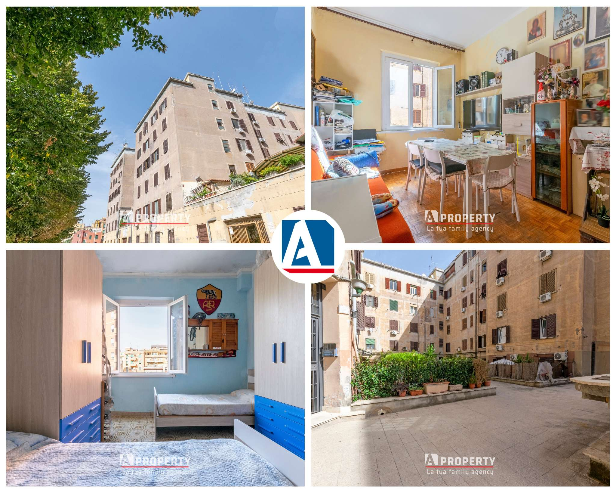 Appartamento in vendita a Roma, 2 locali, zona Zona: 9 . Prenestino, Collatino, Tor Sapienza, Torre Spaccata, Tor Tre Teste, Torre Maura, prezzo € 99.000   CambioCasa.it