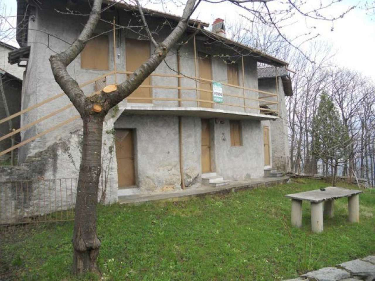 Soluzione Indipendente in vendita a Sant'Antonino di Susa, 4 locali, prezzo € 25.000   CambioCasa.it