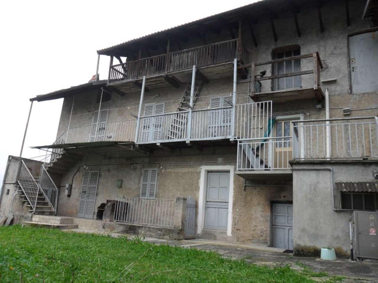 Soluzione Indipendente in vendita a Villar Focchiardo, 5 locali, prezzo € 39.000 | PortaleAgenzieImmobiliari.it