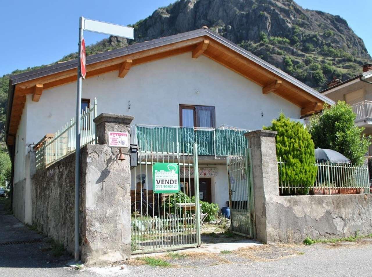 Soluzione Indipendente in vendita a Caprie, 6 locali, prezzo € 145.000 | PortaleAgenzieImmobiliari.it