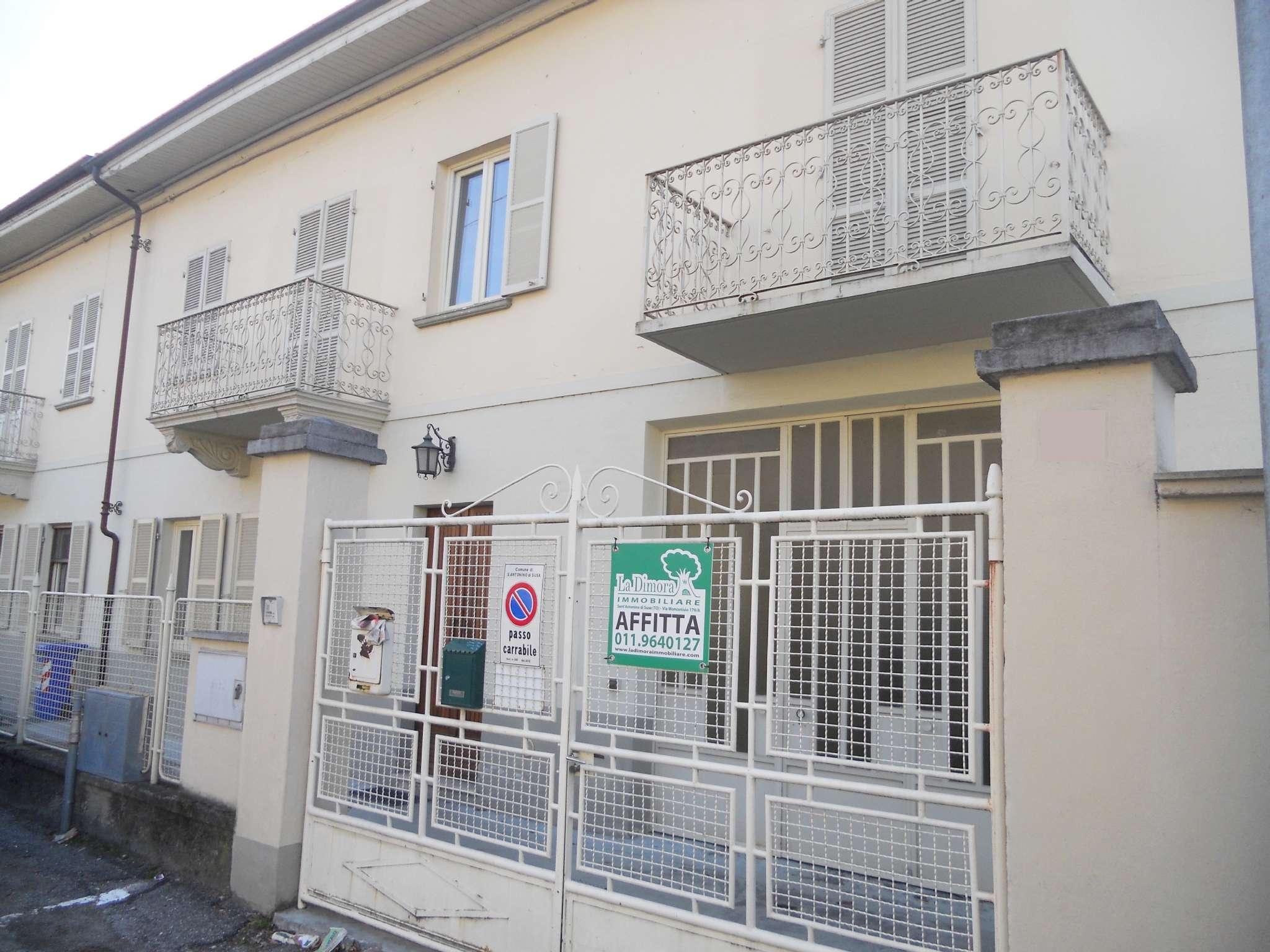 Appartamento in affitto a Sant'Antonino di Susa, 4 locali, prezzo € 400 | PortaleAgenzieImmobiliari.it
