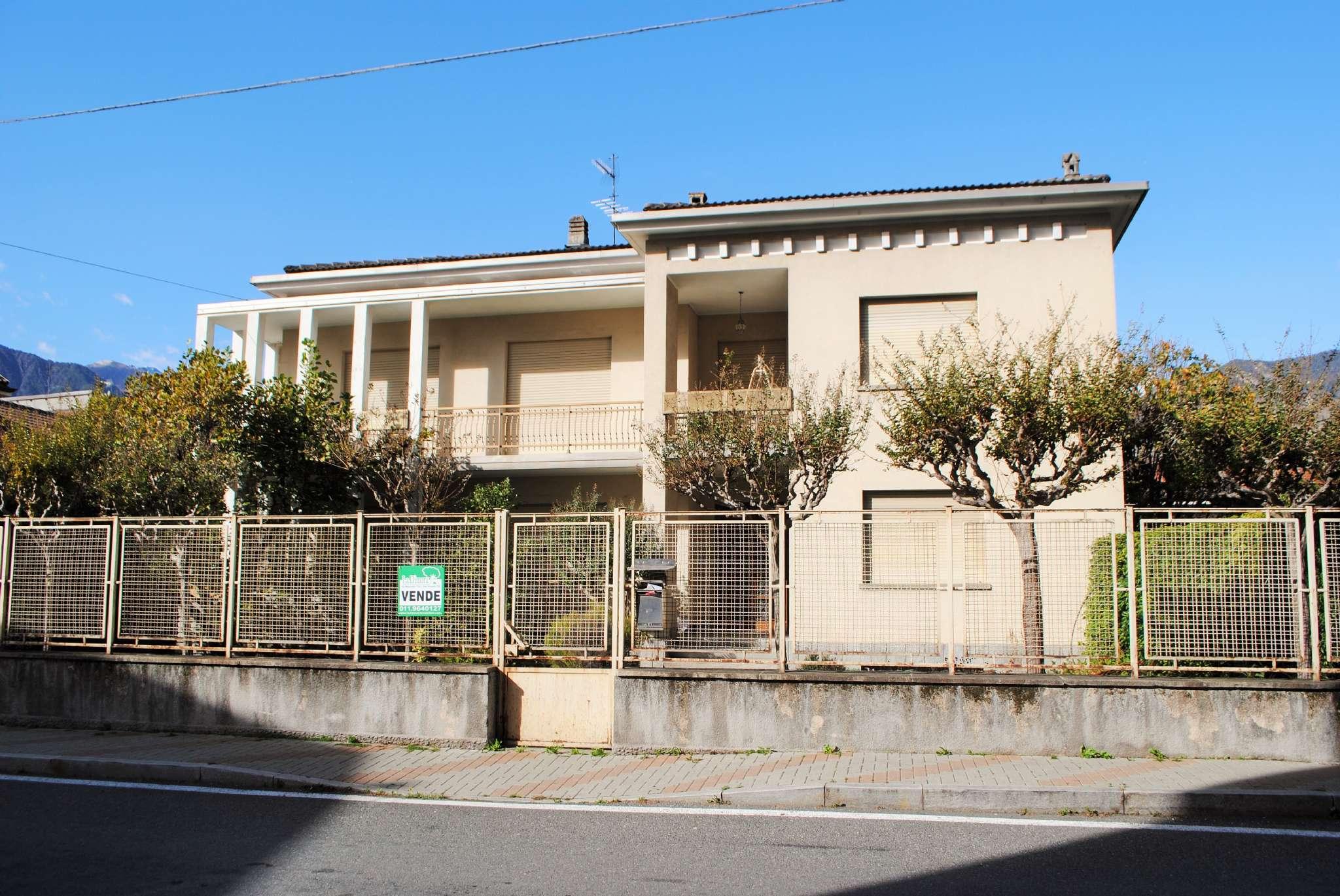 Villa Tri-Quadrifamiliare in vendita a Bussoleno, 11 locali, prezzo € 248.000 | PortaleAgenzieImmobiliari.it