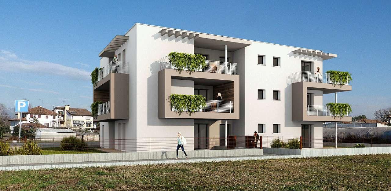 Appartamento in vendita a Castelfranco Veneto, 5 locali, prezzo € 220.000 | CambioCasa.it