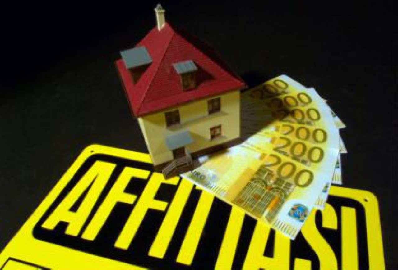 Appartamento in buone condizioni arredato in affitto Rif. 8508273