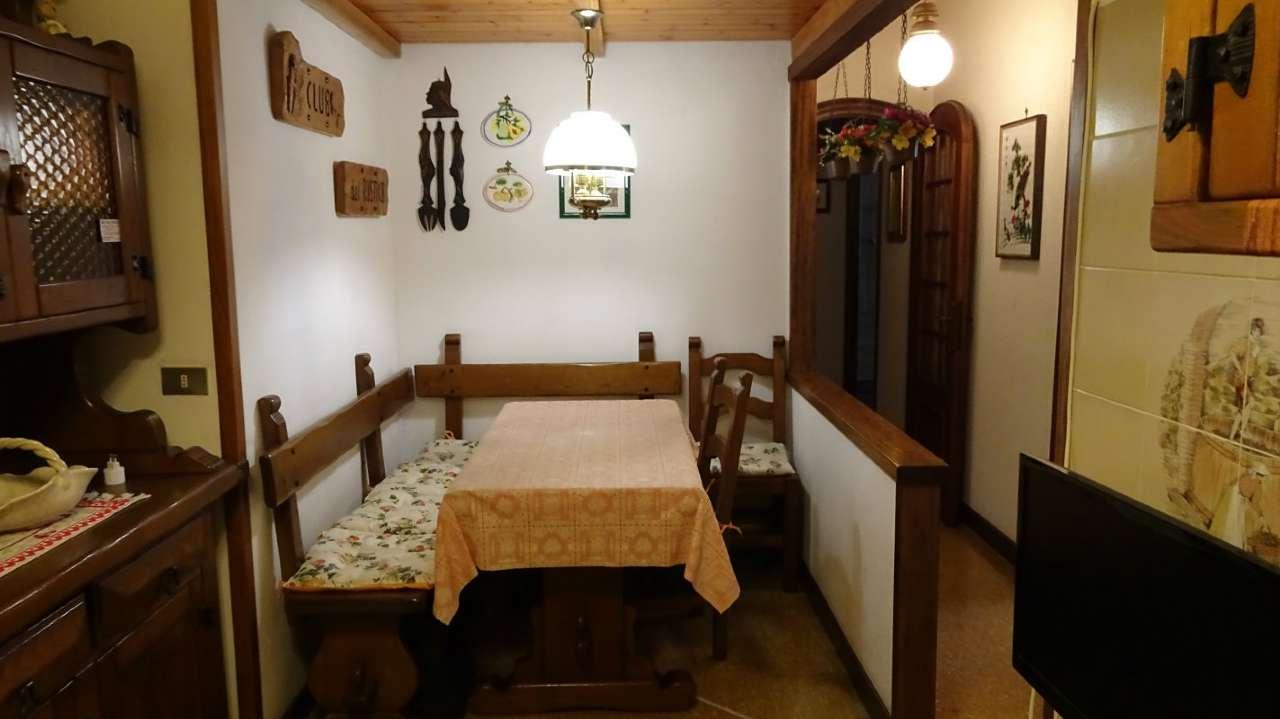 Appartamento in buone condizioni arredato in affitto Rif. 8443486
