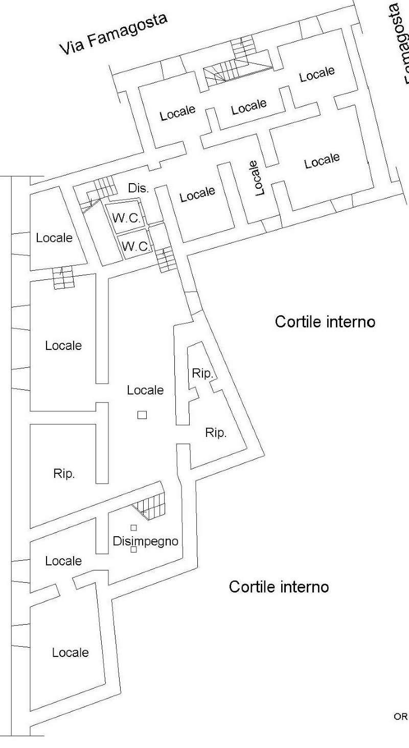 Ufficio / Studio in vendita a Roma, 10 locali, zona Zona: 30 . Prati, Borgo, San Pietro, prezzo € 650.000   CambioCasa.it