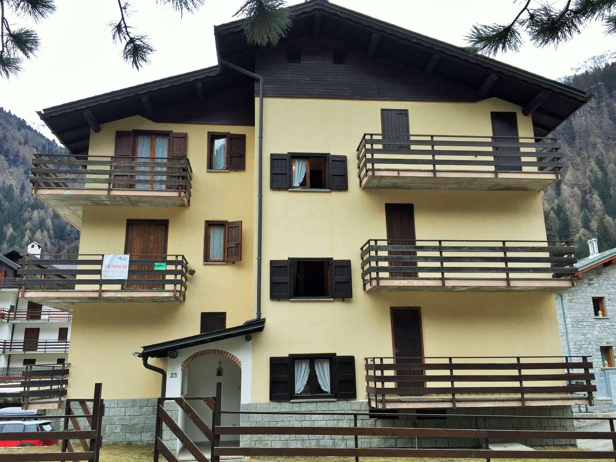 Appartamento in vendita a Campodolcino, 2 locali, prezzo € 135.000 | CambioCasa.it